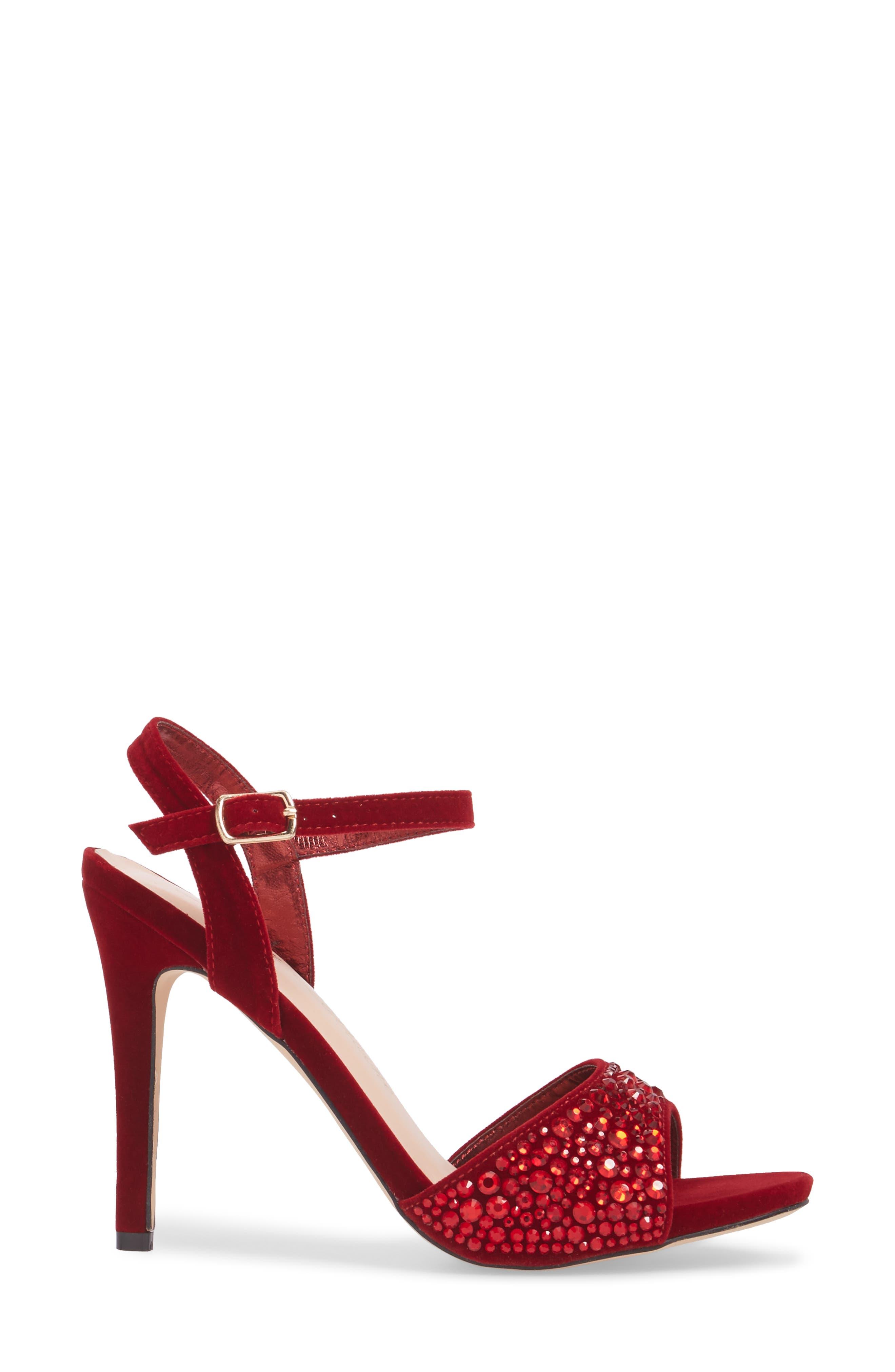 Alternate Image 3  - Lauren Lorraine Marti Embellished Sandal (Women)