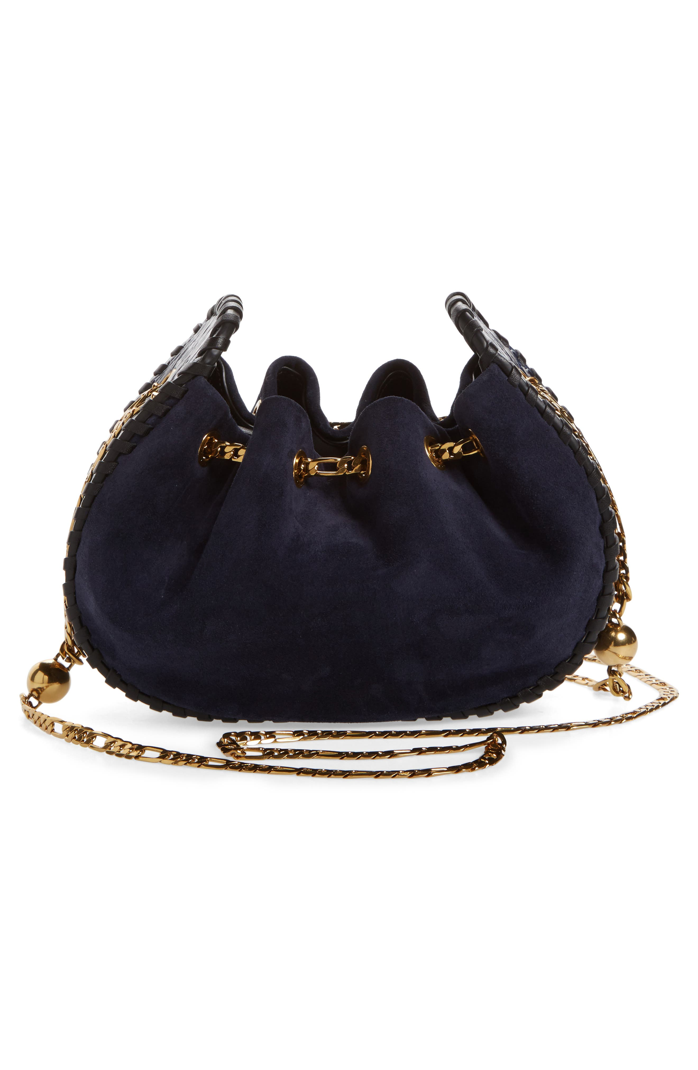 Alternate Image 2  - MARC JACOBS Sway Party Suede Crossbody Bag