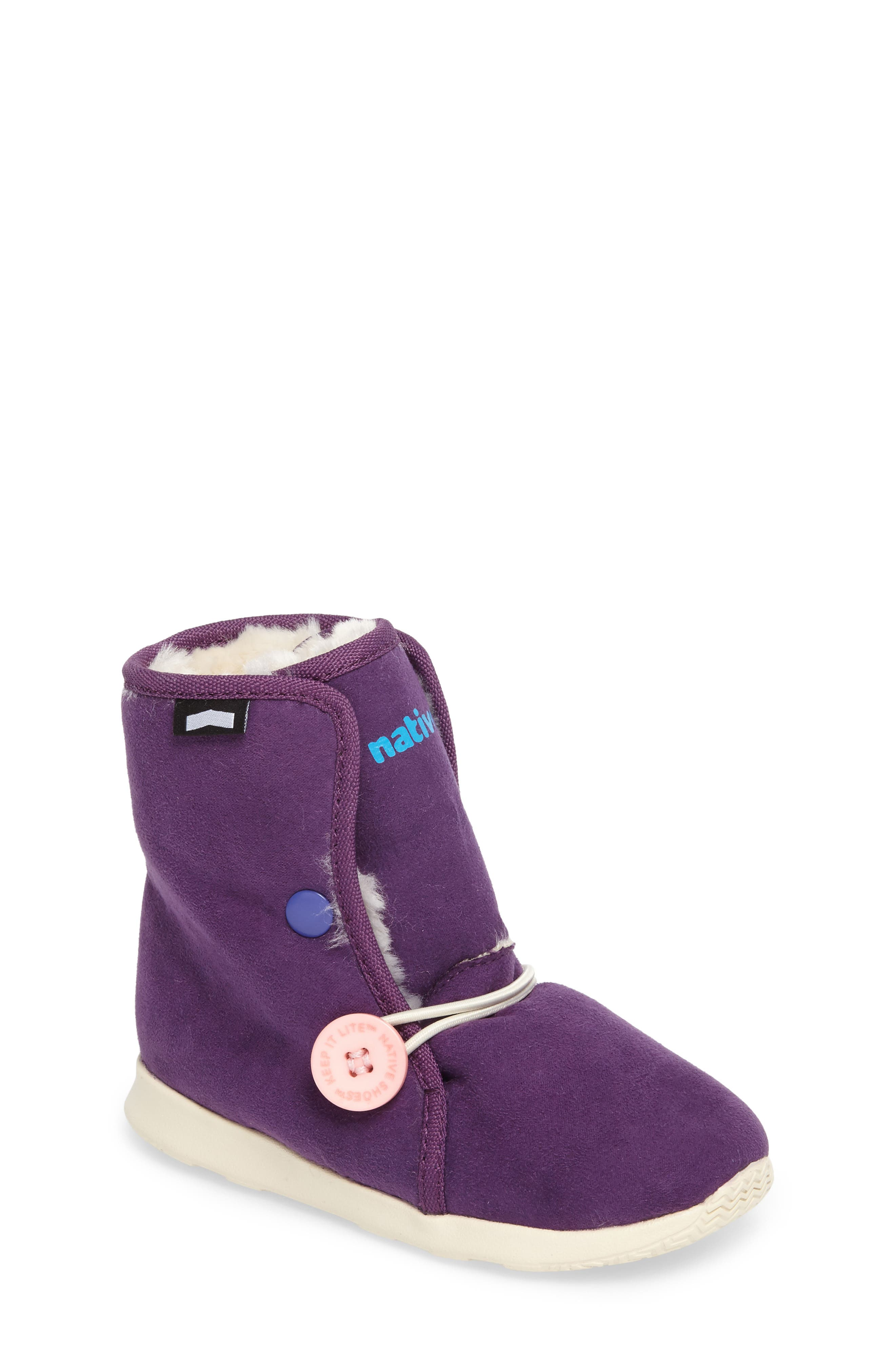 Native Shoes Luna Boot (Walker, Toddler & Little Kid)