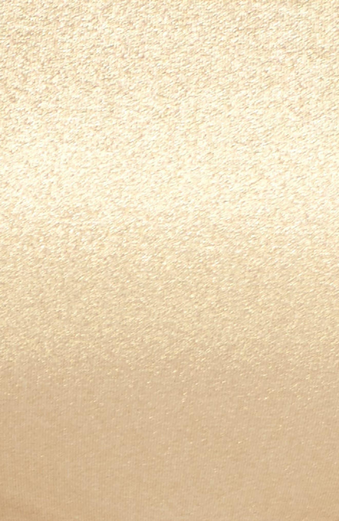 Golden Medallion Bikini Top,                             Alternate thumbnail 5, color,                             Gold