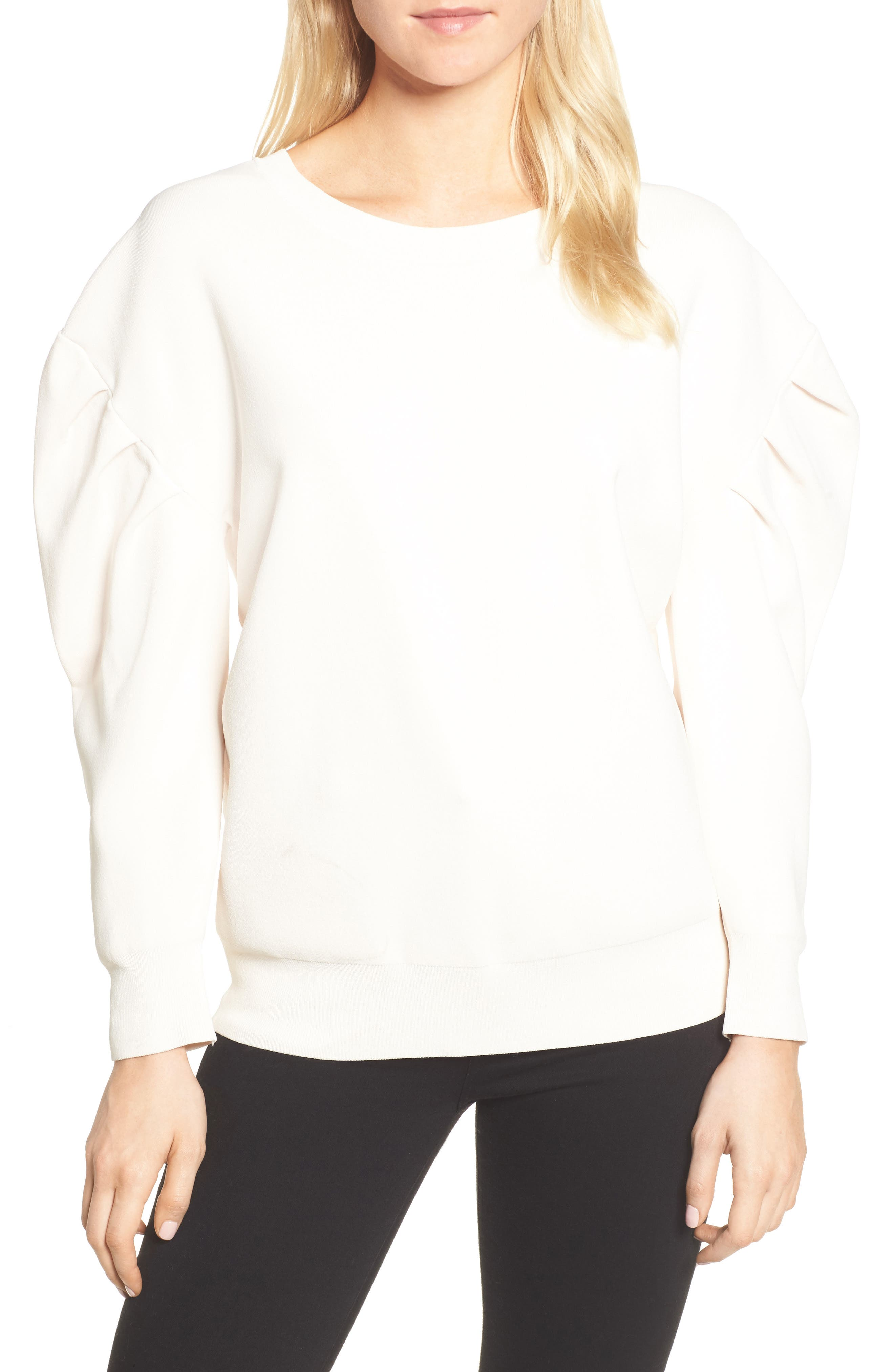 Trouvé Puff Sleeve Sweater
