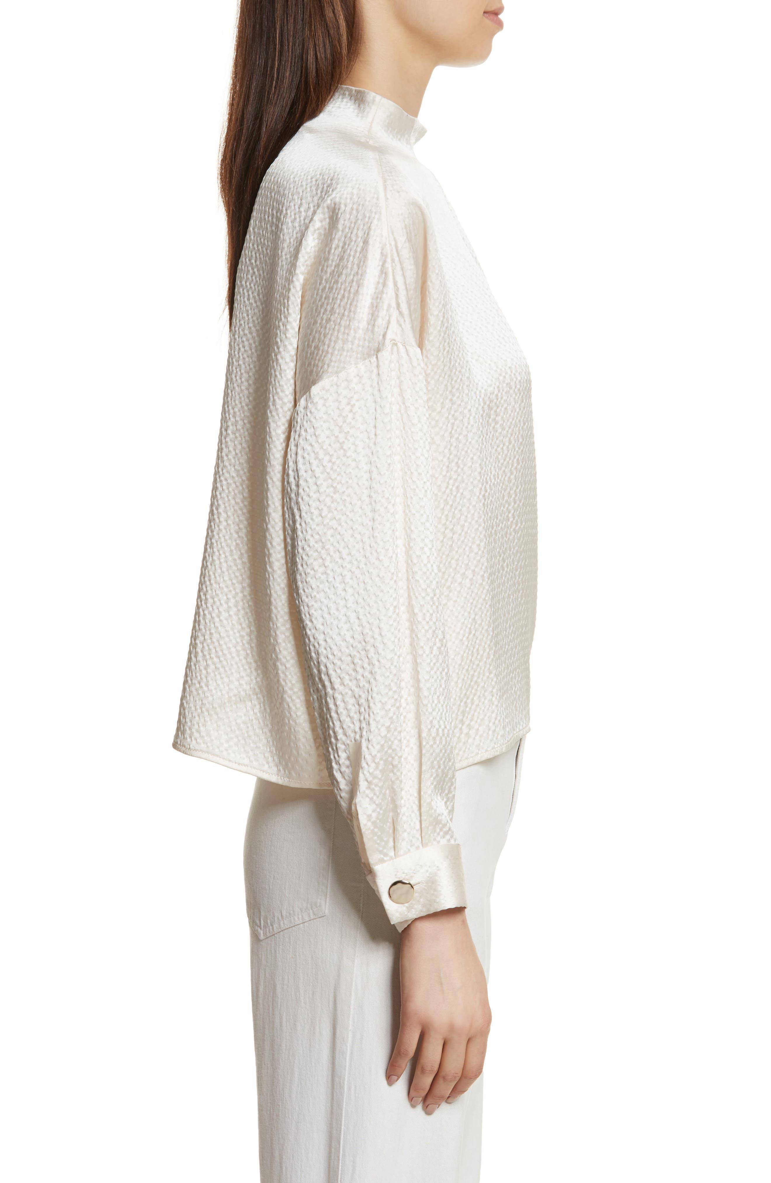 Alternate Image 3  - Rachel Comey Esker Silk Top