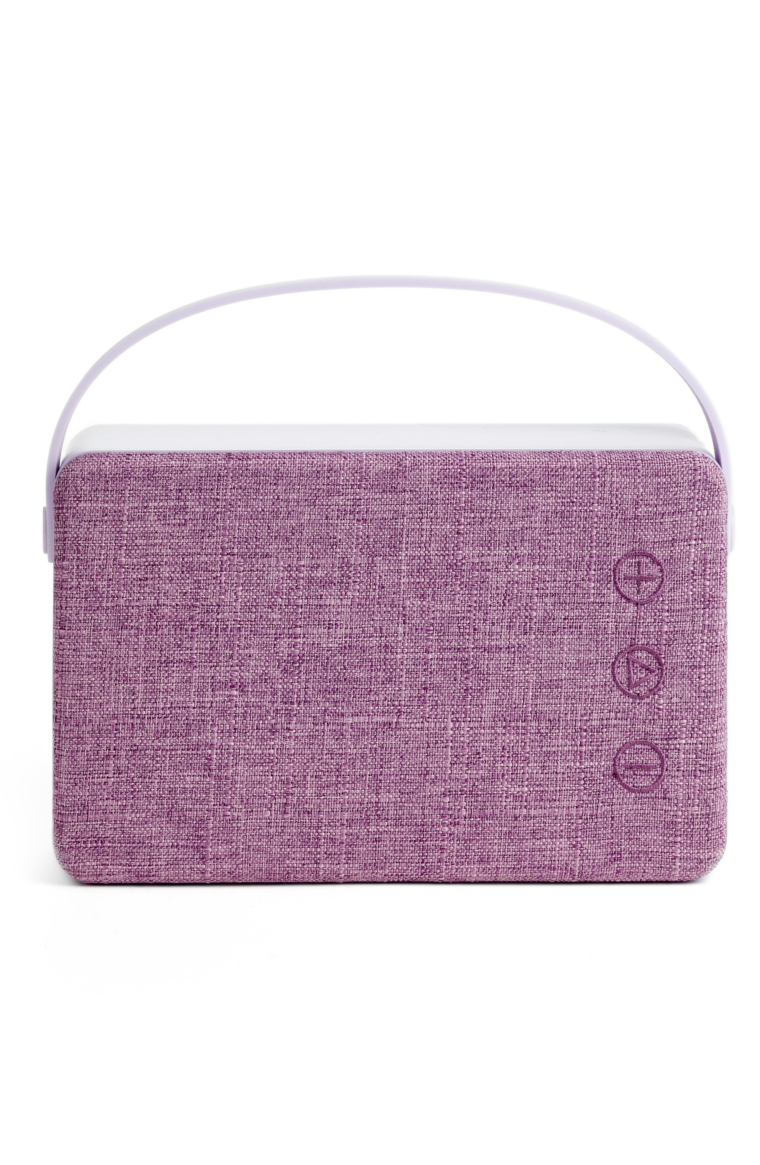 Wireless Bluetooth Speaker,                         Main,                         color, Lavender