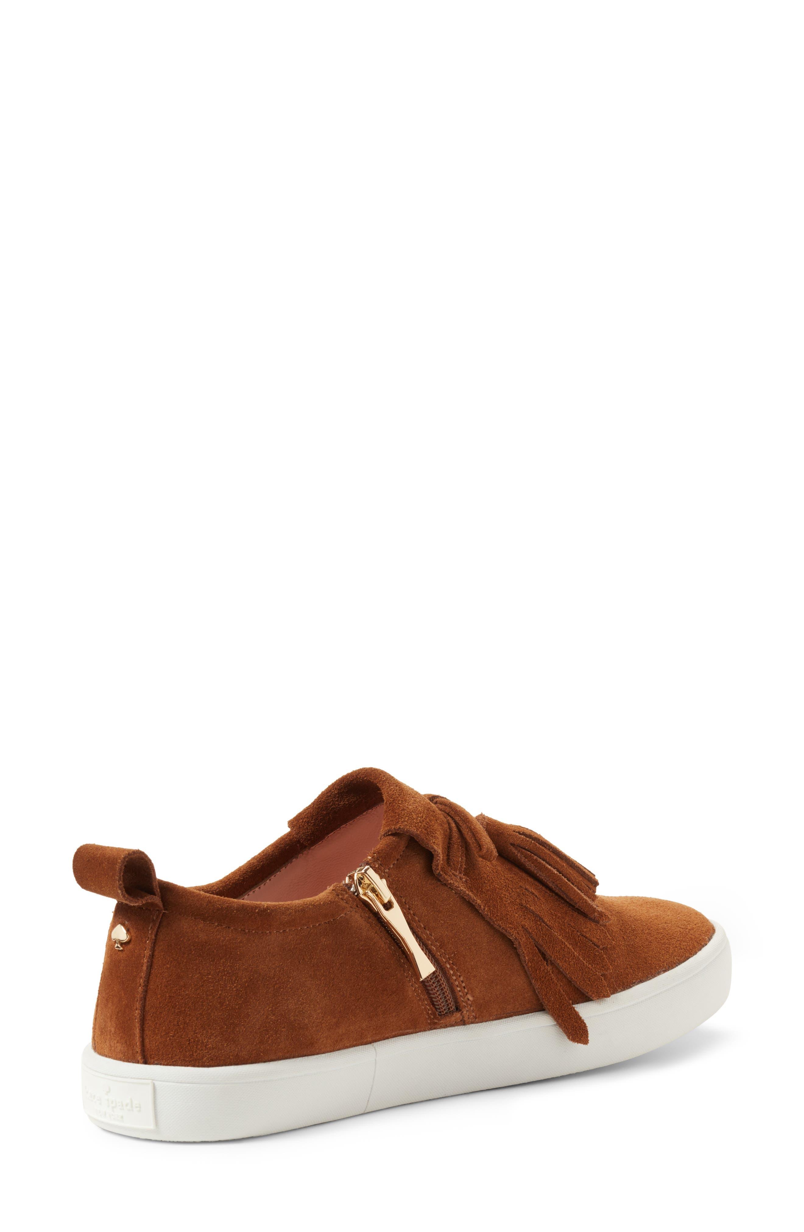 Alternate Image 2  - kate spade new york lenna tassel sneaker (Women)