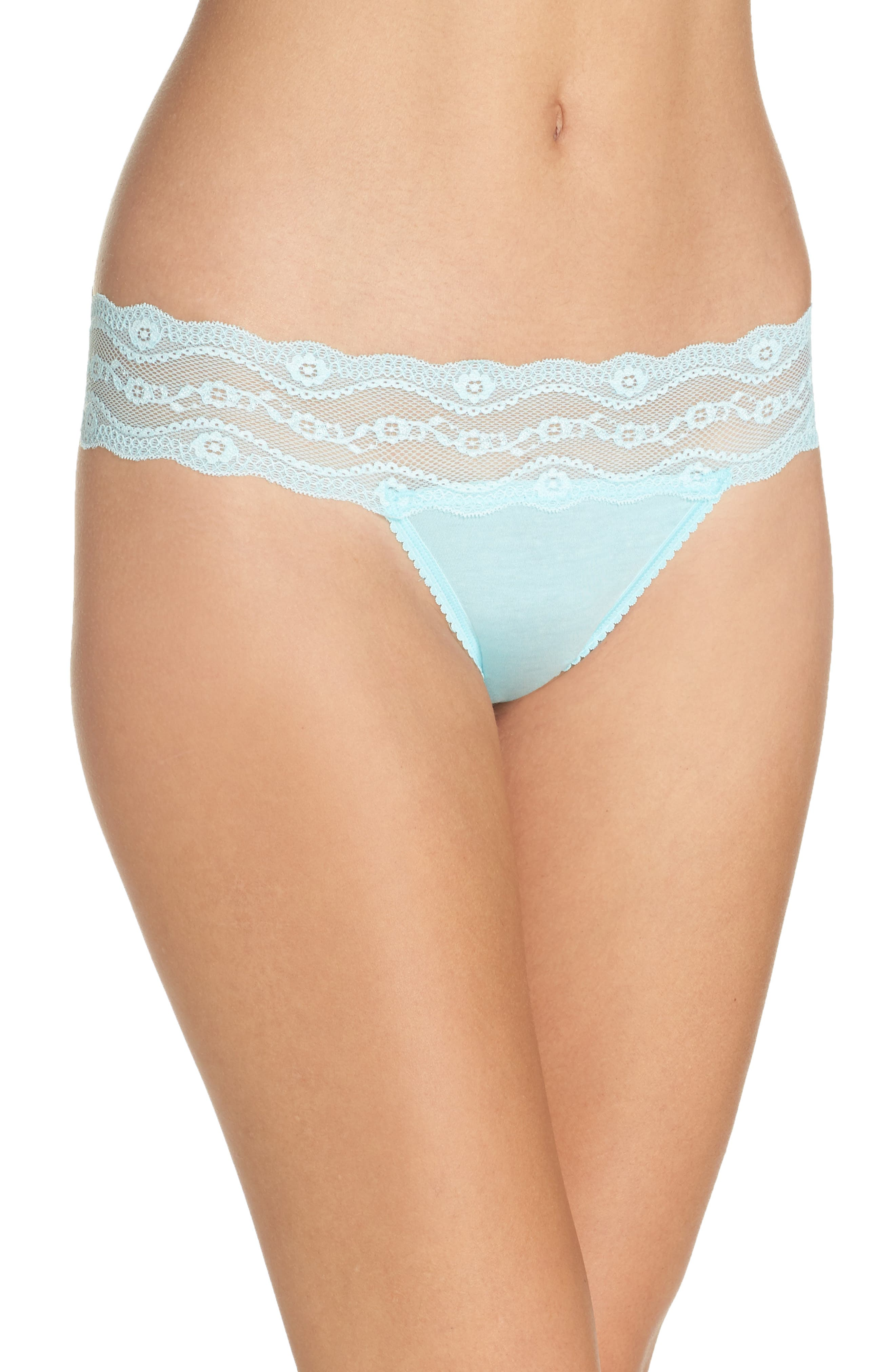 b.tempt'd by Wacoal B. Adorable Thong (3 for $33)