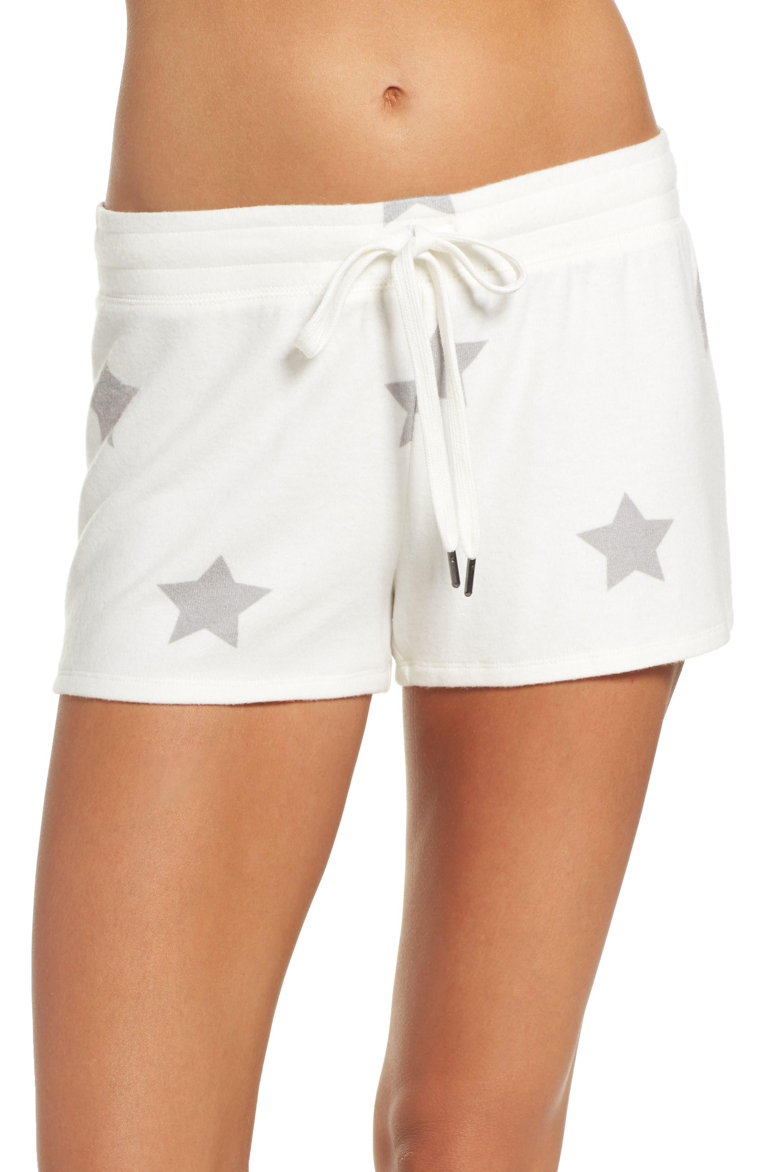Alternate Image 1 Selected - PJ Salvage Star Lounge Shorts