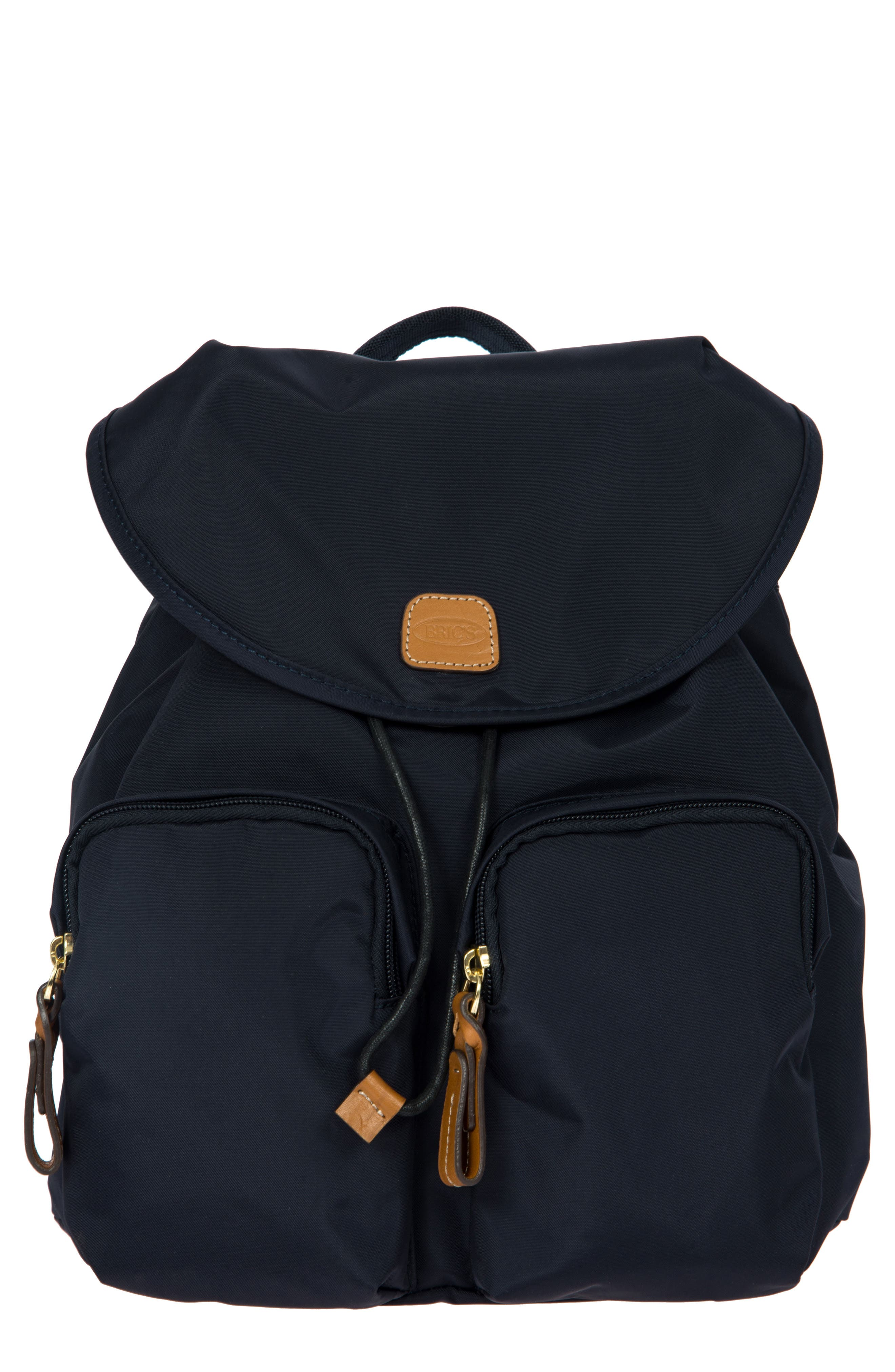 BRIC'S X-Travel City Backpack - Blue in Navy