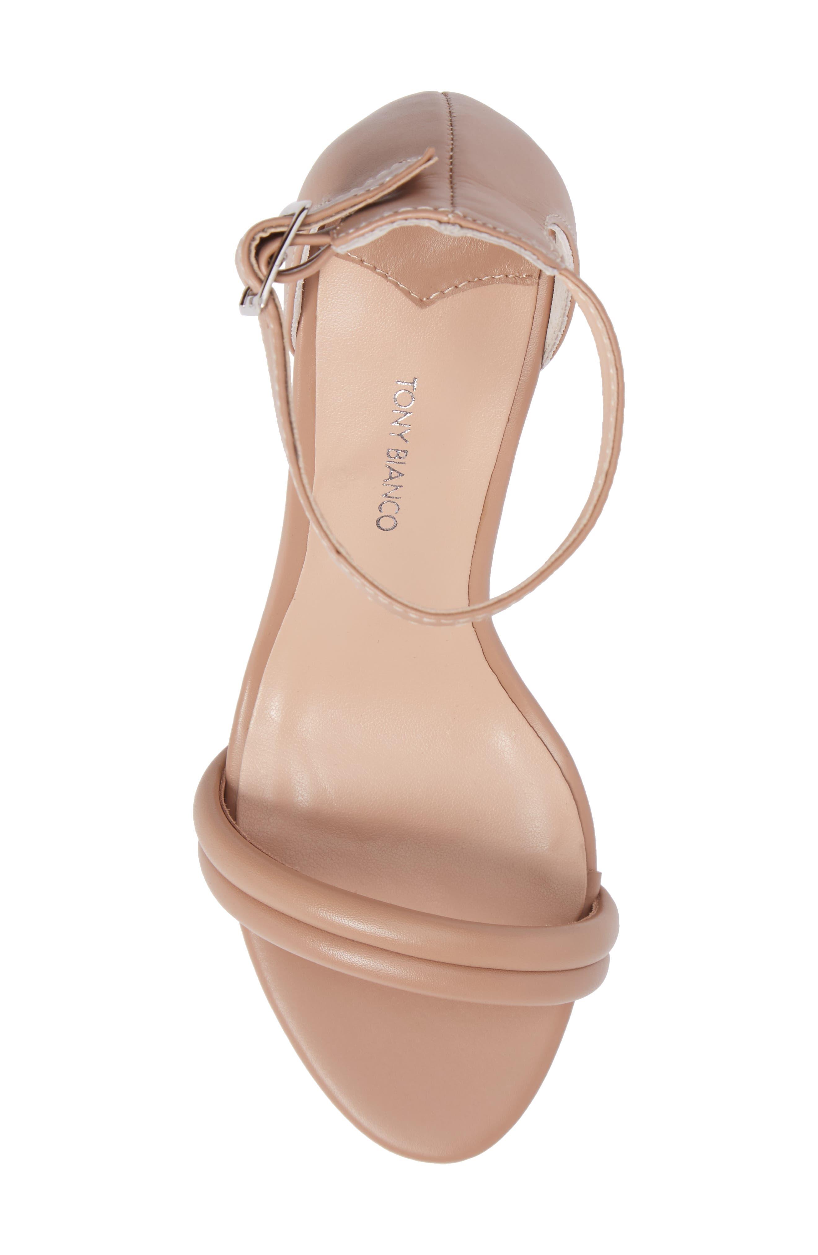 Alternate Image 5  - Tony Bianco Camila Strappy Sandal (Women)