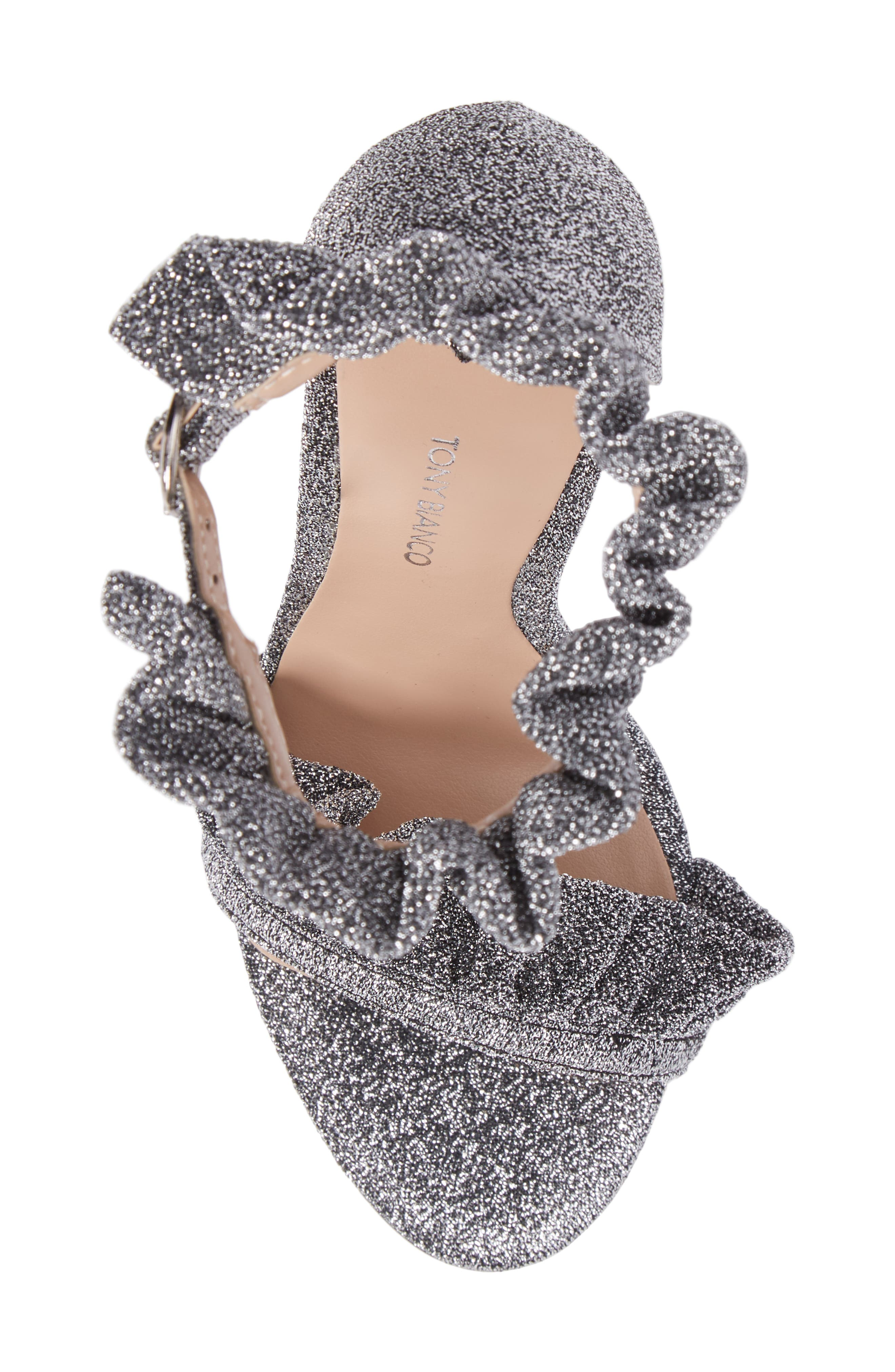 Alternate Image 5  - Tony Bianco Ascot Sandal (Women)