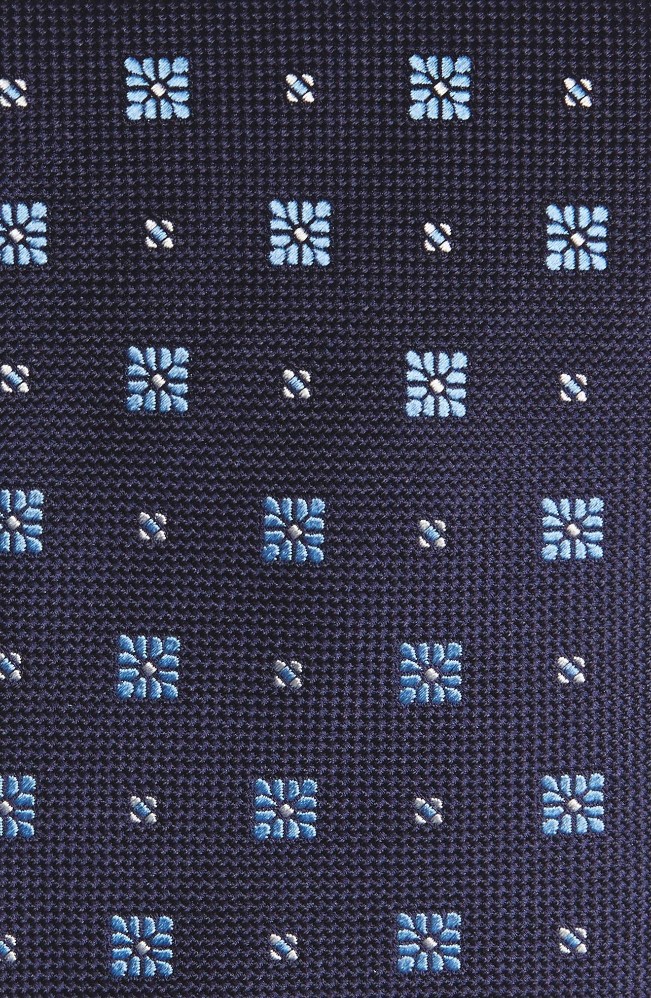 Alternate Image 2  - Eton Medallion Silk Tie