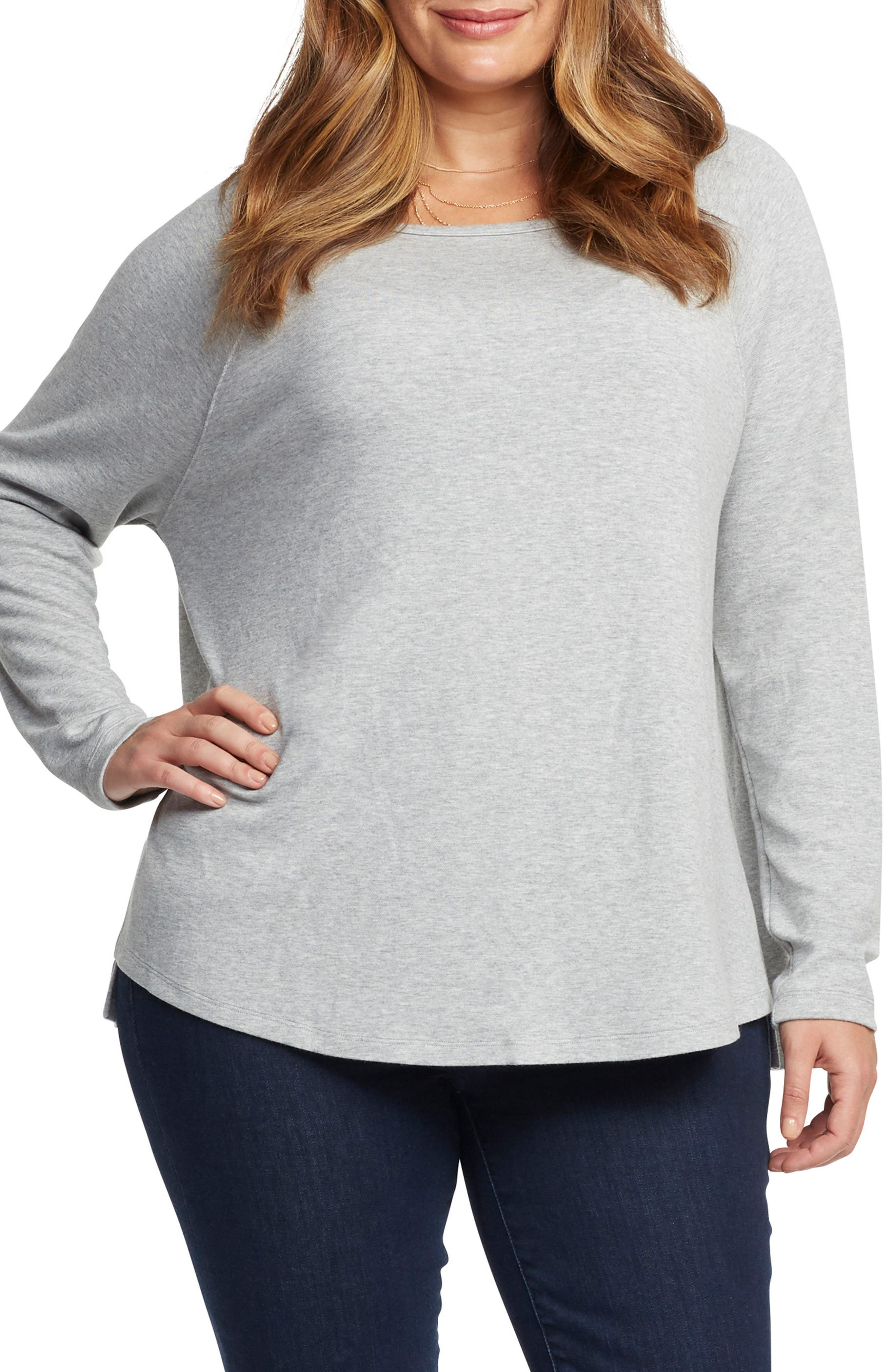 Main Image - Tart Rica Stretch Knit Top (Plus Size)