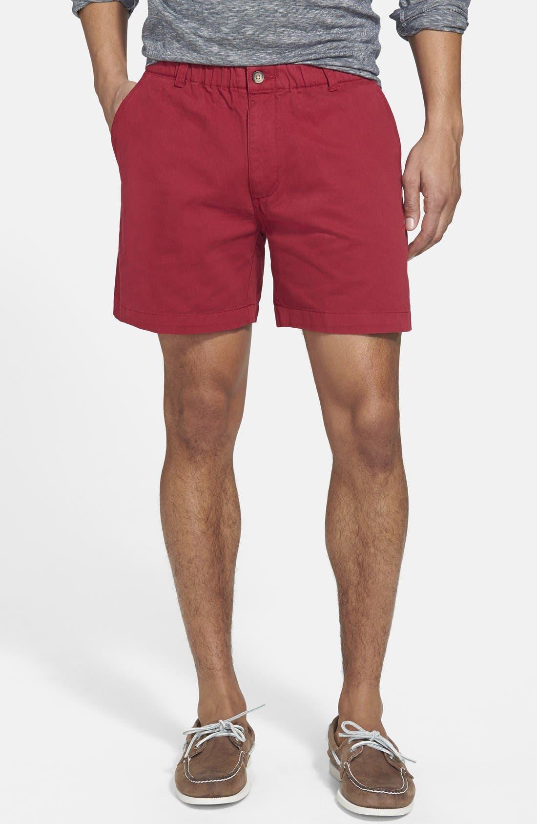 Vintage 1946 'Snappers' Vintage Wash Shorts