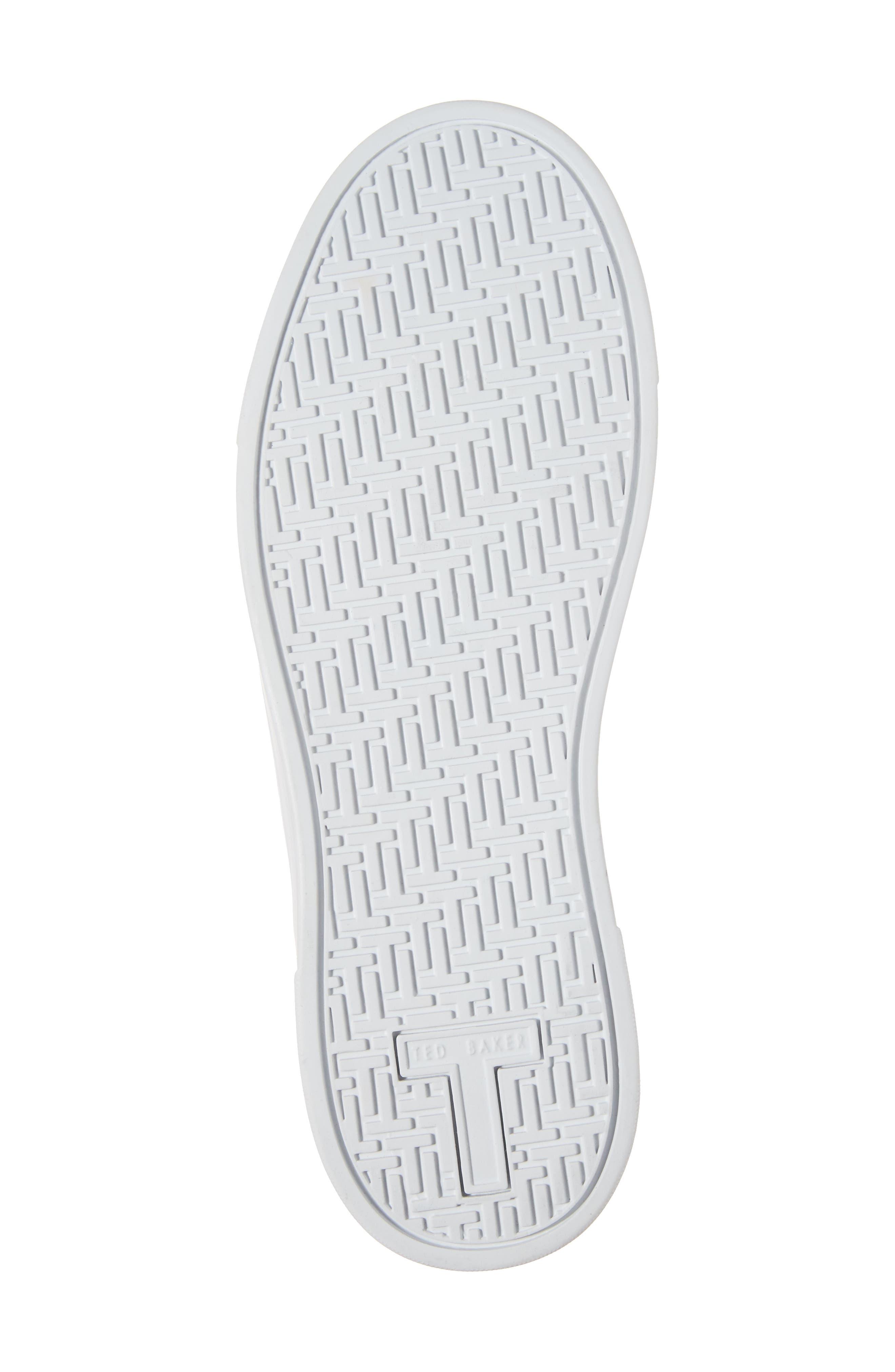 Kulei Sneaker,                             Alternate thumbnail 7, color,                             Silver Leather
