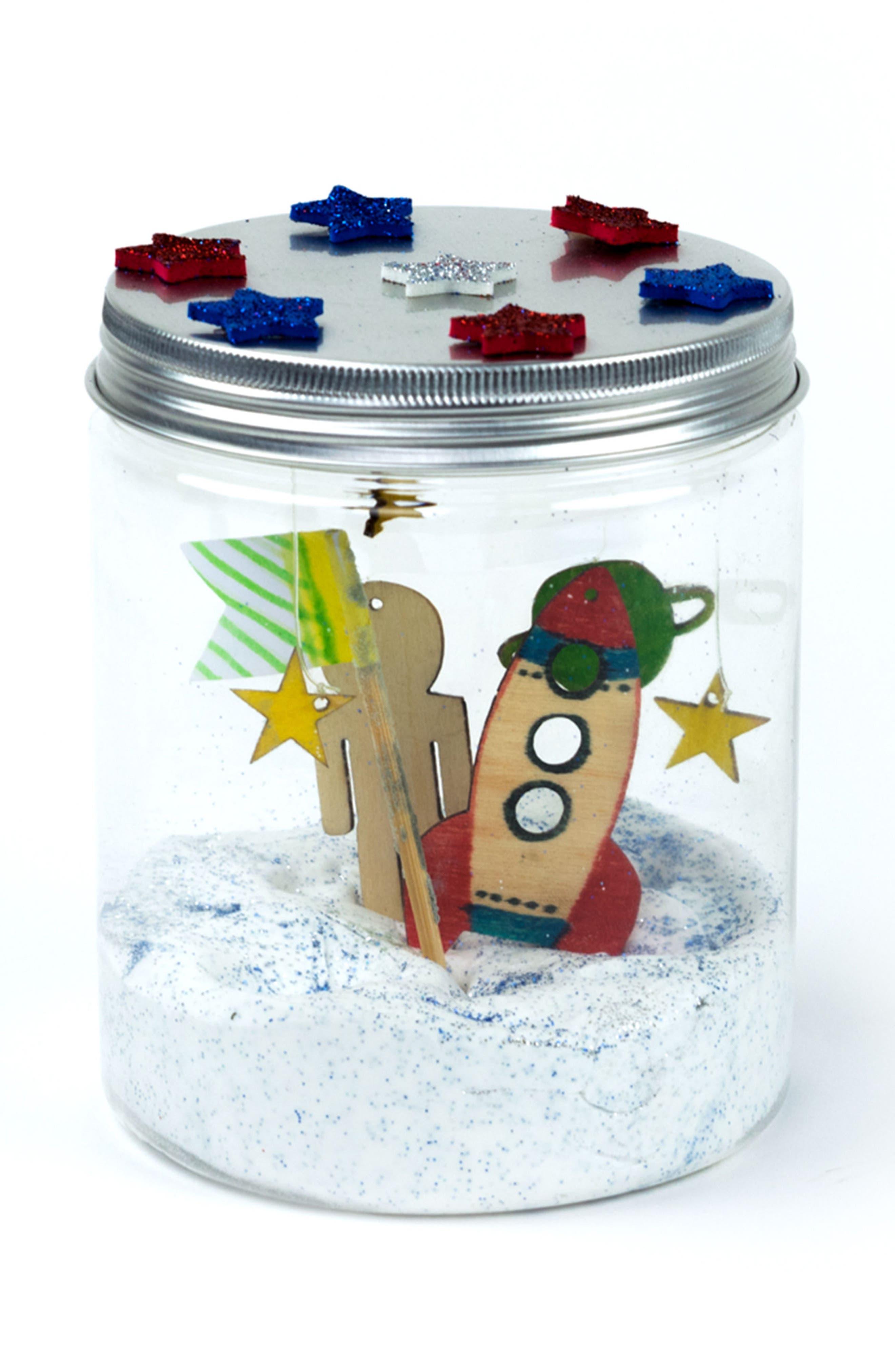 DIY Galaxy in a Jar Craft Kit,                             Alternate thumbnail 3, color,                             Multi