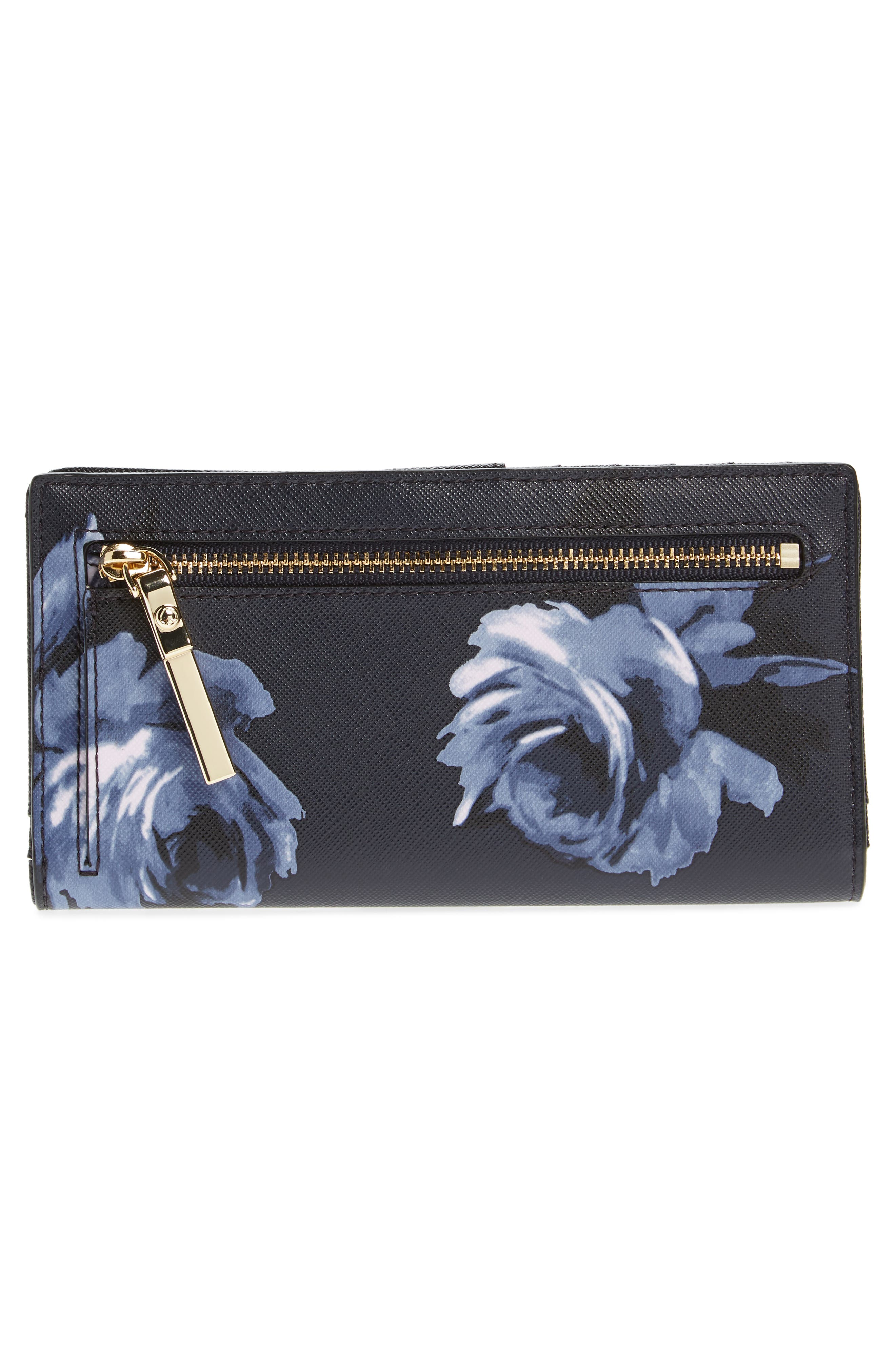 Alternate Image 3  - kate spade new york cameron street - stacy leather wallet