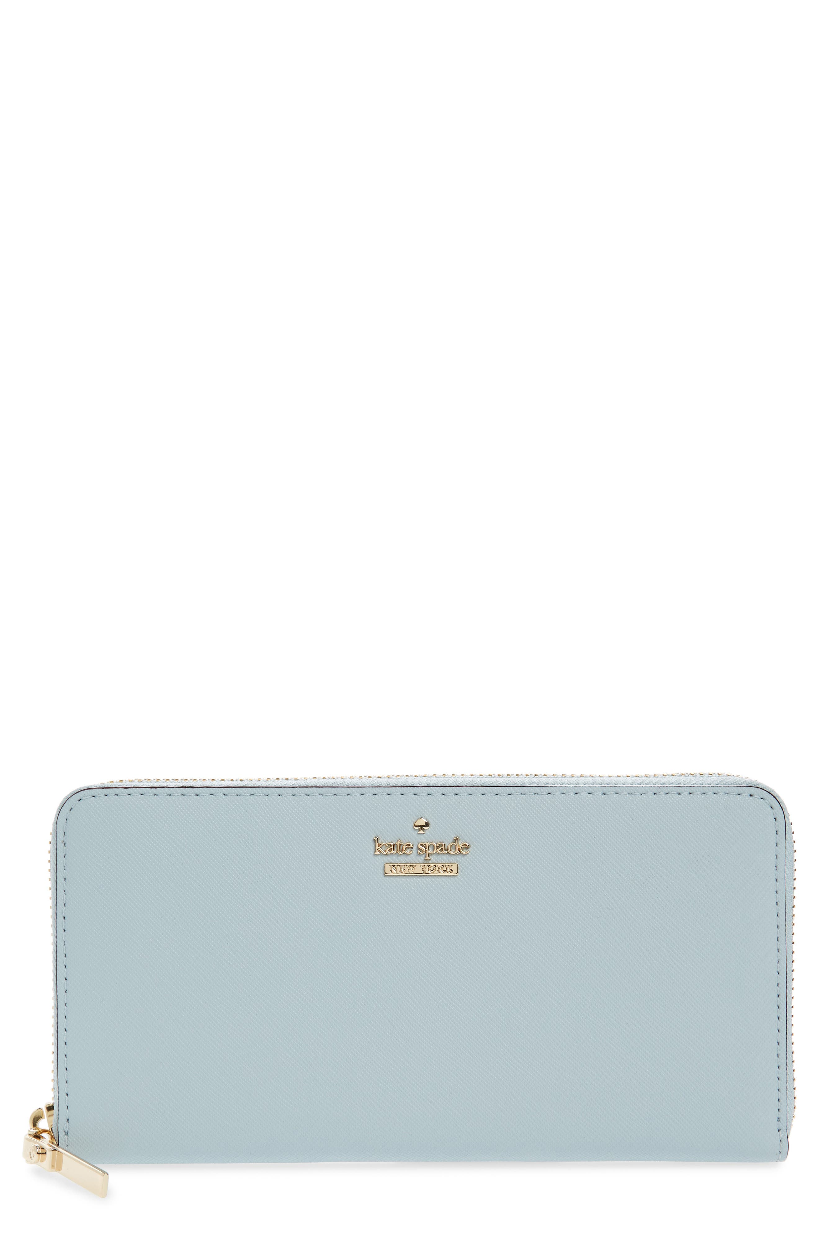 Alternate Image 1 Selected - kate spade new york 'cameron street - lacey' leather wallet