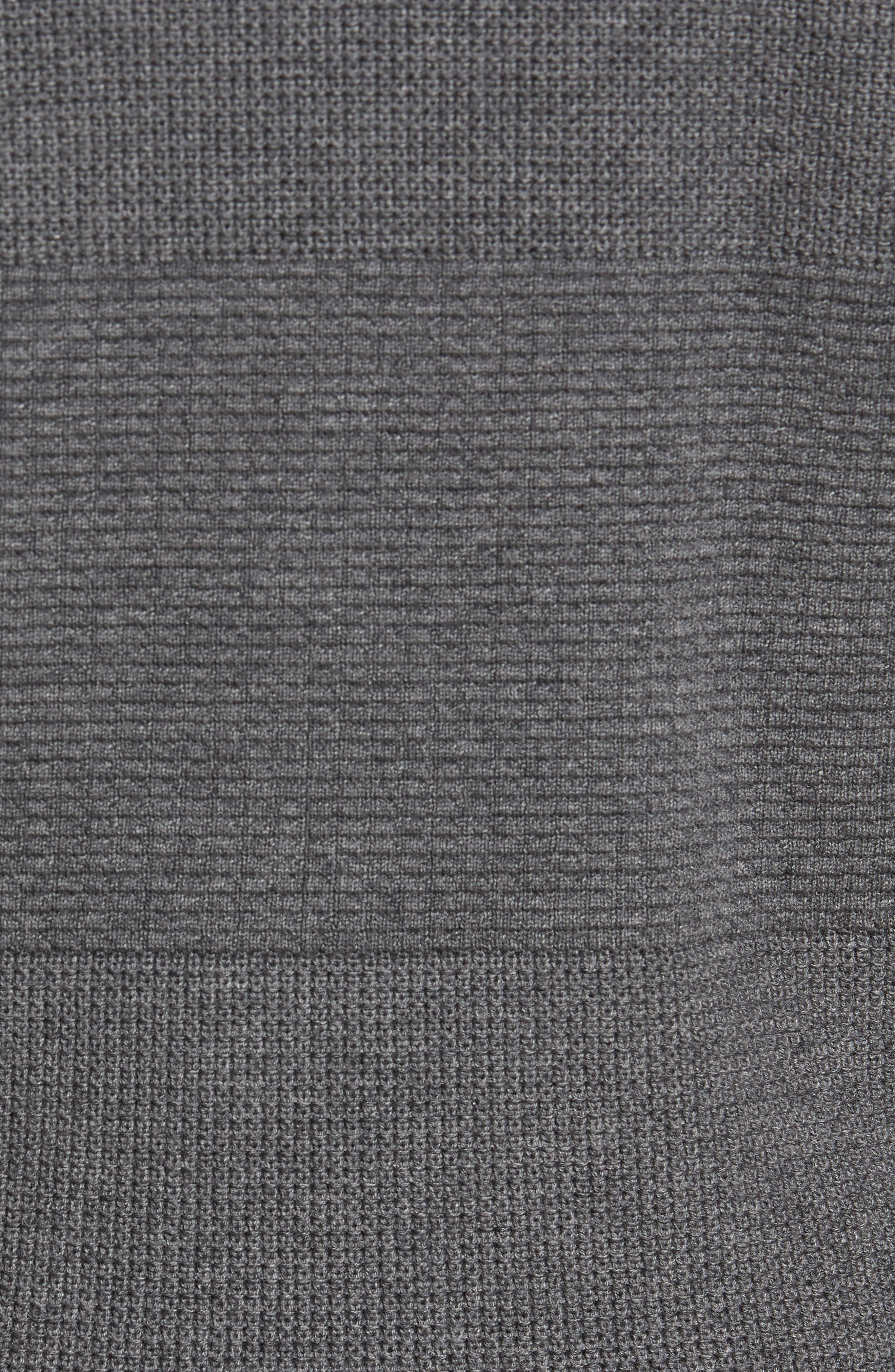 Naranjo Wool & Cotton Sweater,                             Alternate thumbnail 5, color,                             Grey