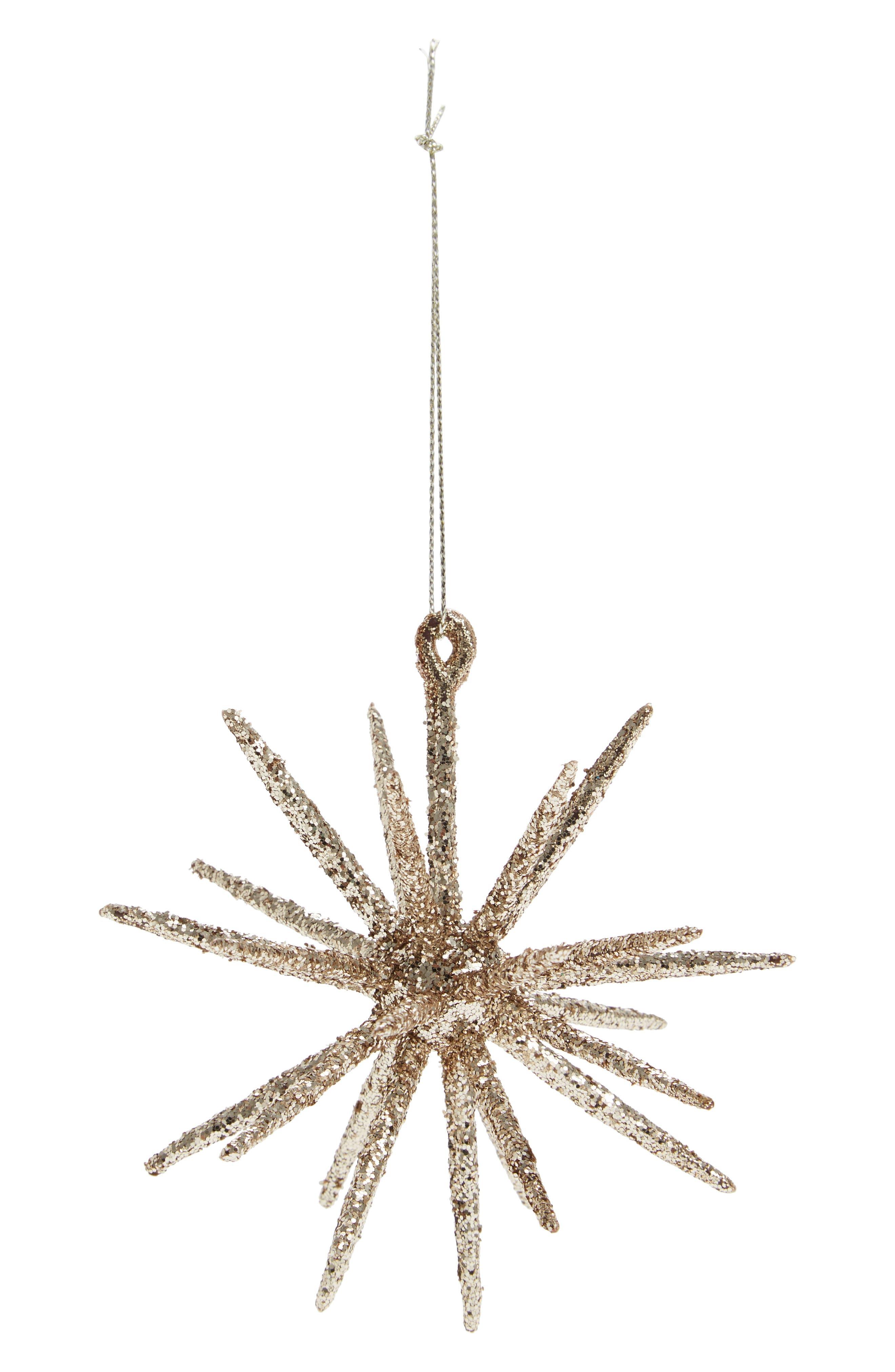Nordstrom at Home Starburst Ornament
