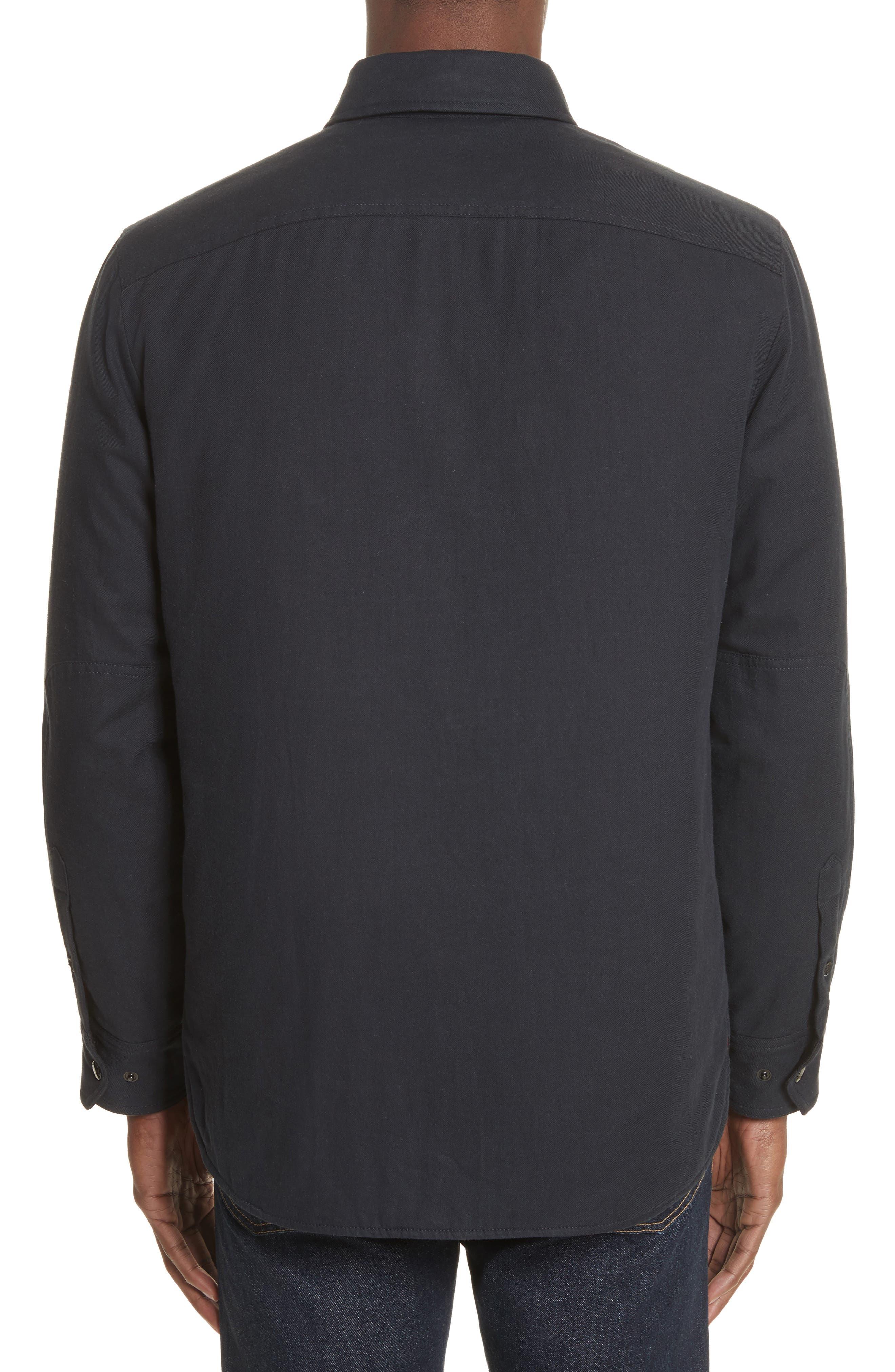 Alternate Image 2  - rag & bone Jack Quilt Lined Shirt Jacket