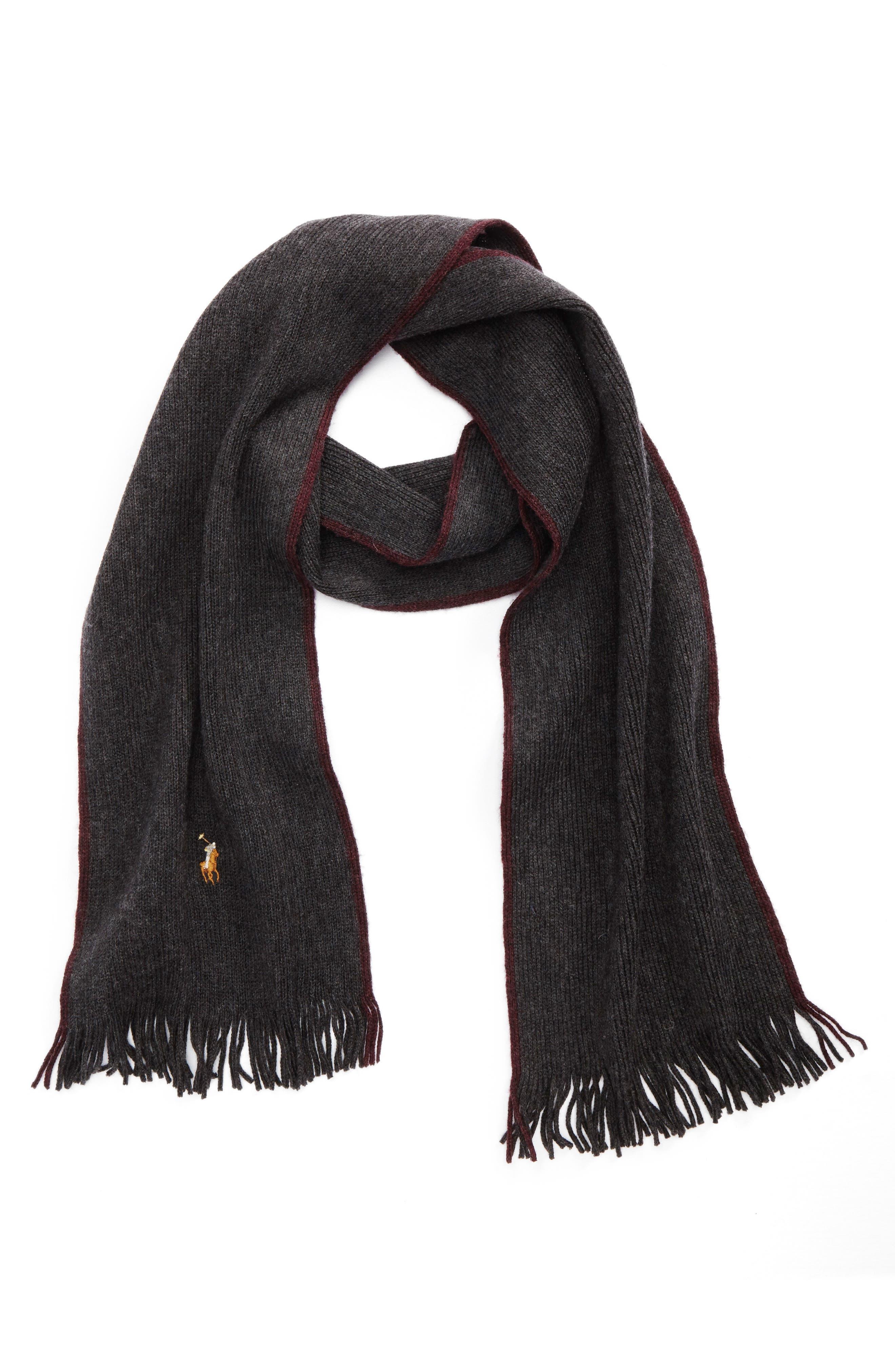 Polo Ralph Lauren Merino Wool Scarf
