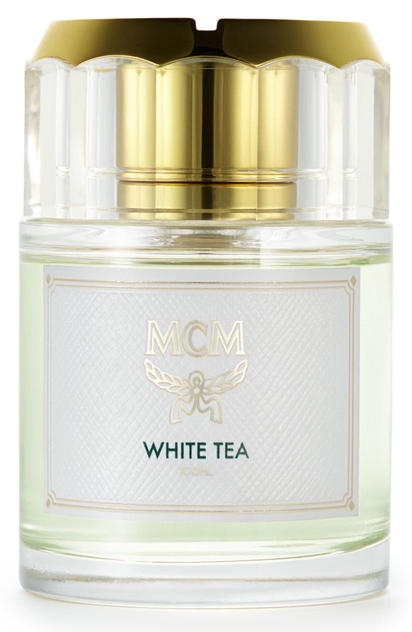 White Tea Perfume,                             Main thumbnail 1, color,                             No Color