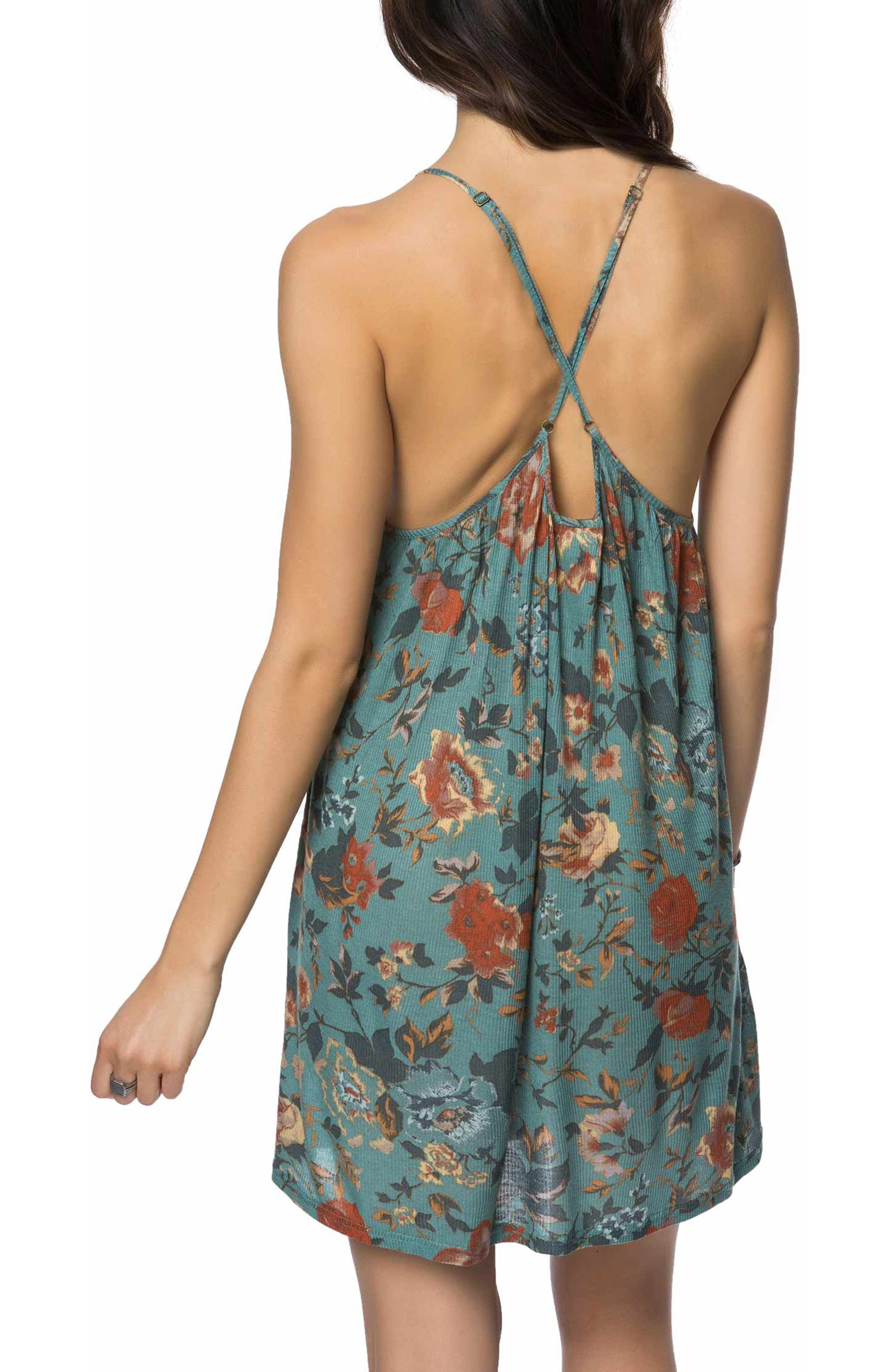 Devora Knit Dress,                             Alternate thumbnail 2, color,                             Trellis