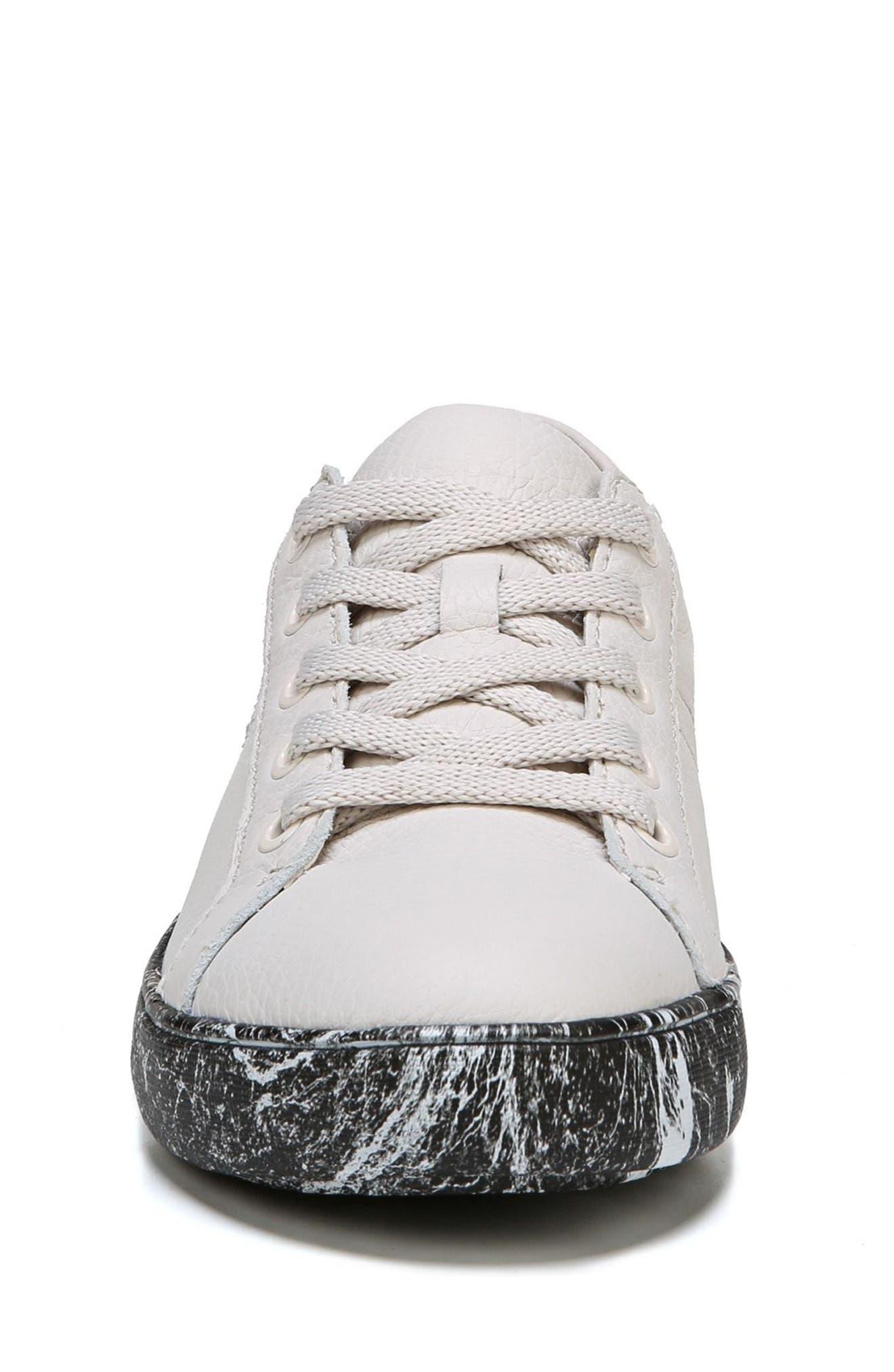 Morrison Sneaker,                             Alternate thumbnail 3, color,                             Beige Pebble Leather