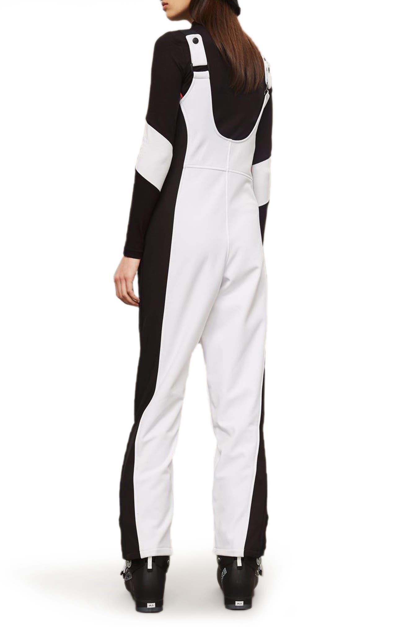 SNO Shadow Jumpsuit,                             Alternate thumbnail 3, color,                             White