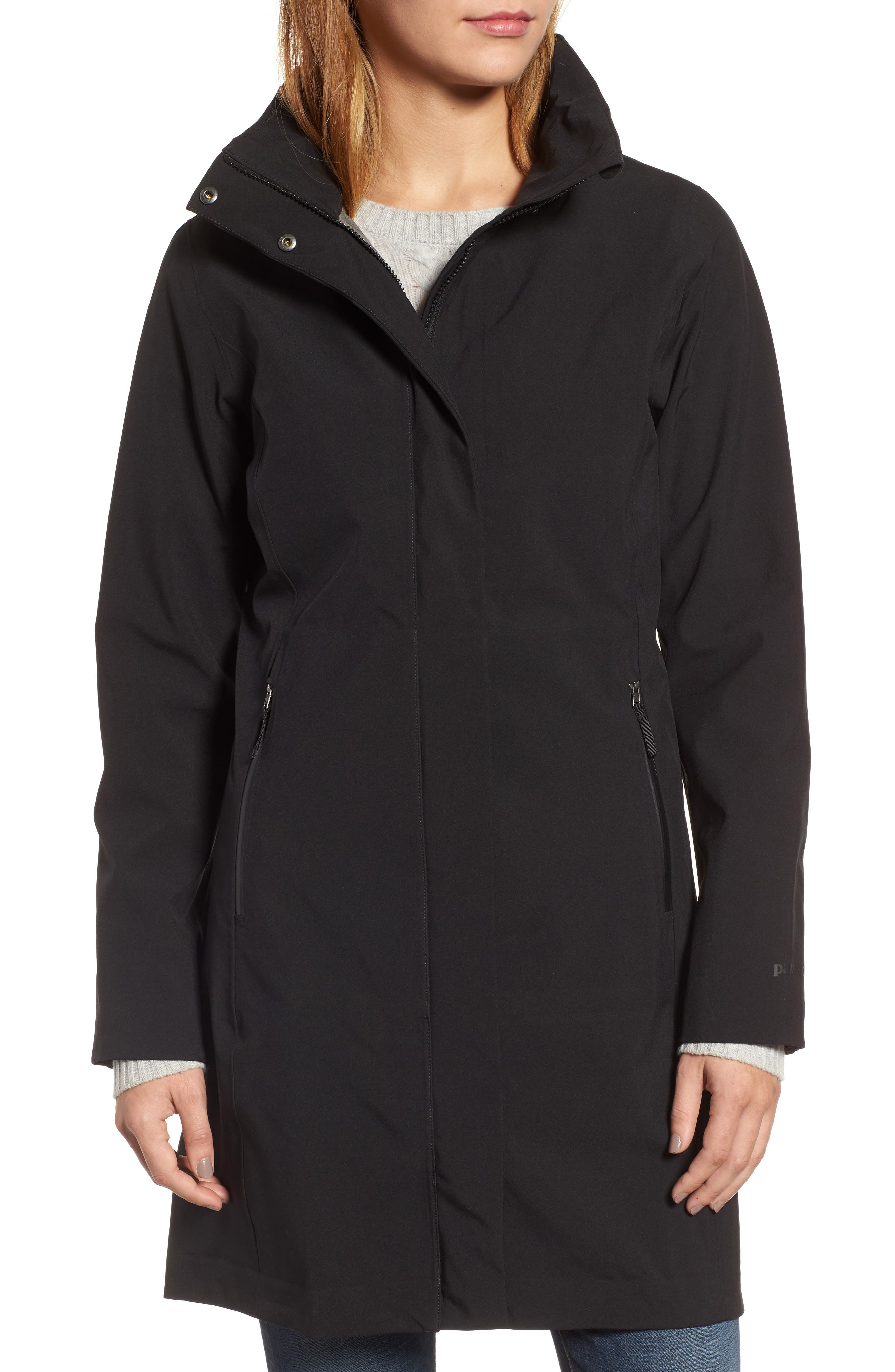 Alternate Image 4  - Patagonia Lash Point Water Resistant Hooded Parka