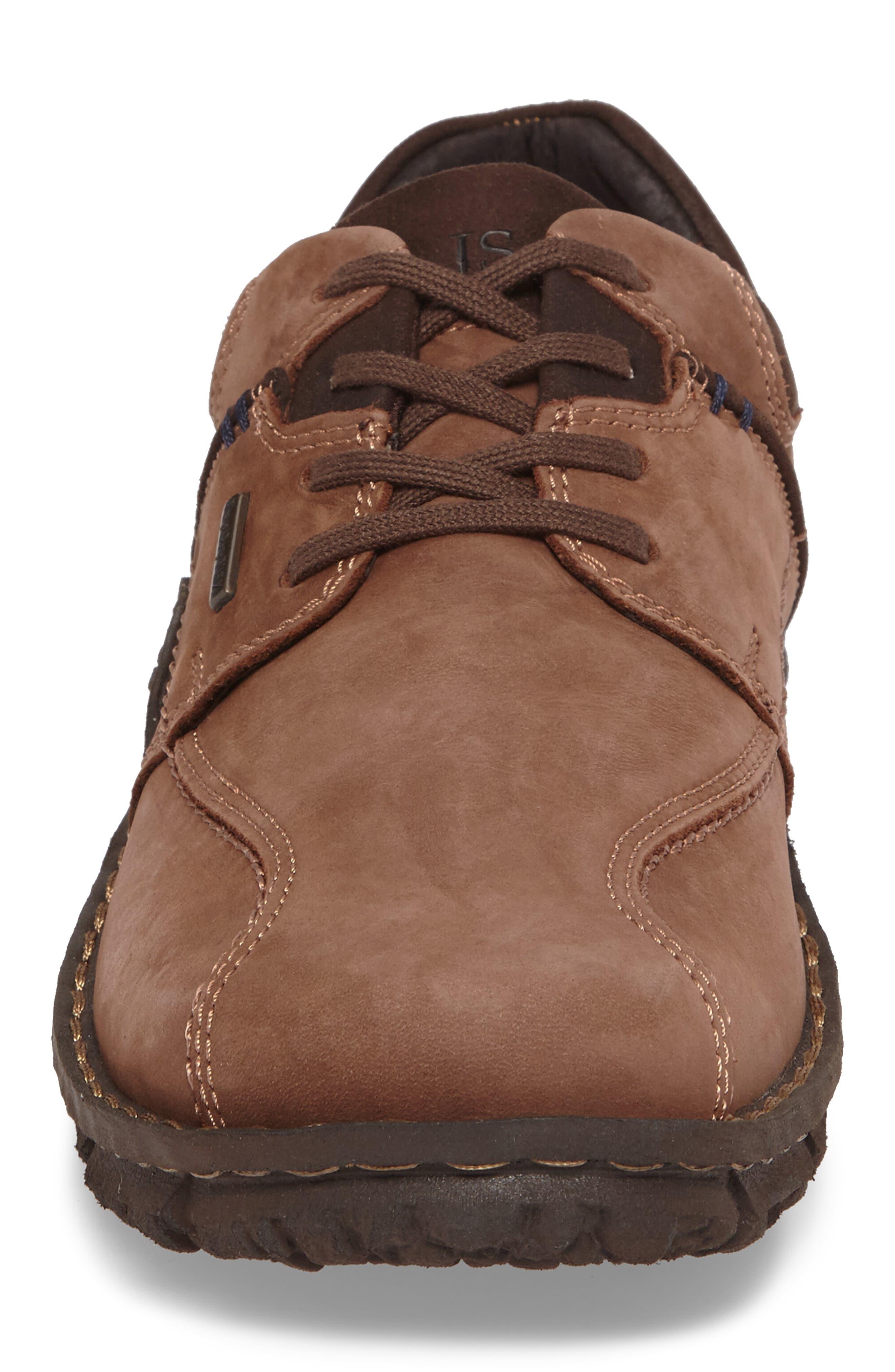 Willow Waterproof Sneaker,                             Alternate thumbnail 4, color,                             Castagne