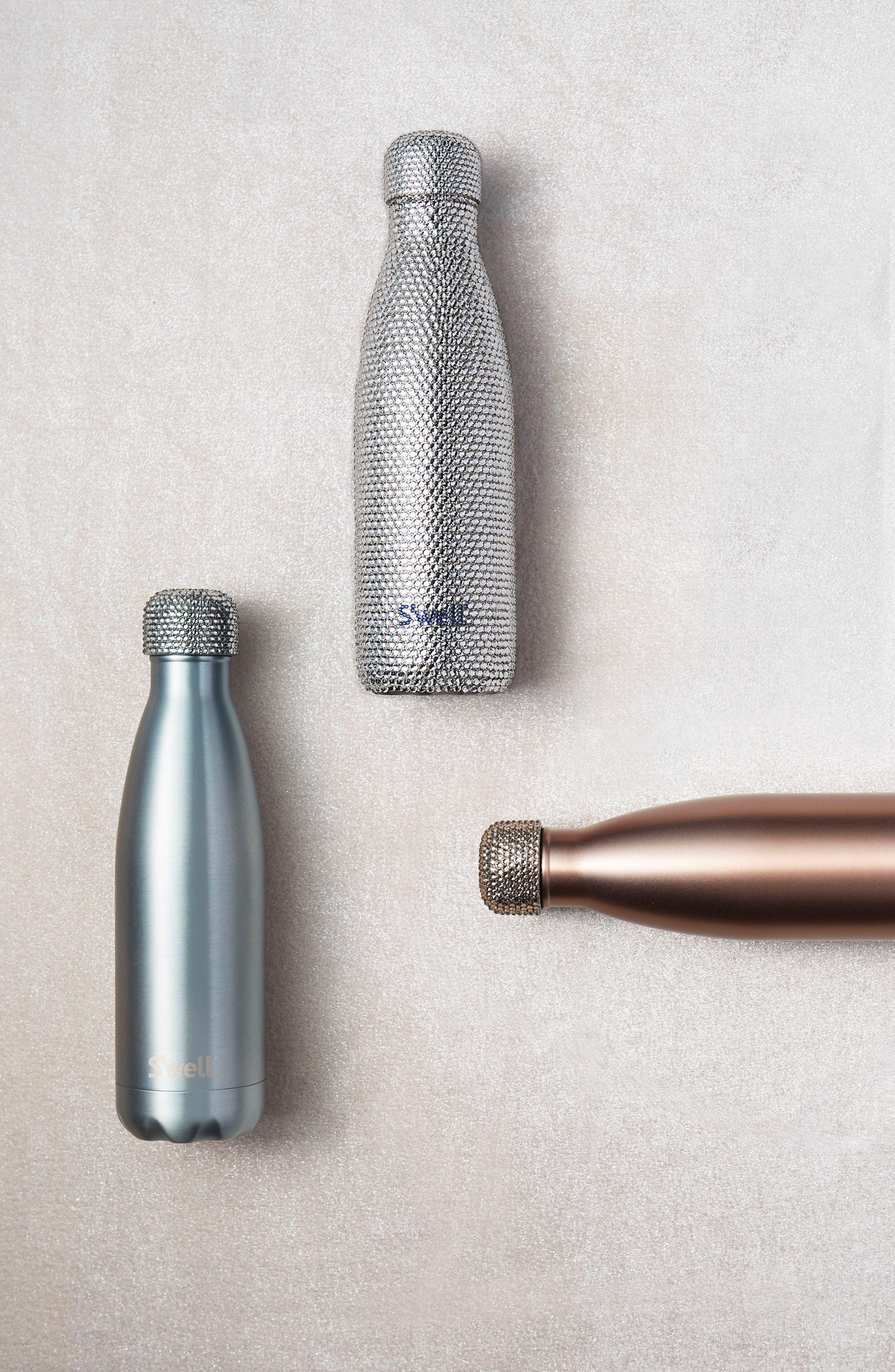 Alternate Image 4  - S'well Radiance Swarovski Crystal Water Bottle (Limited Edition)