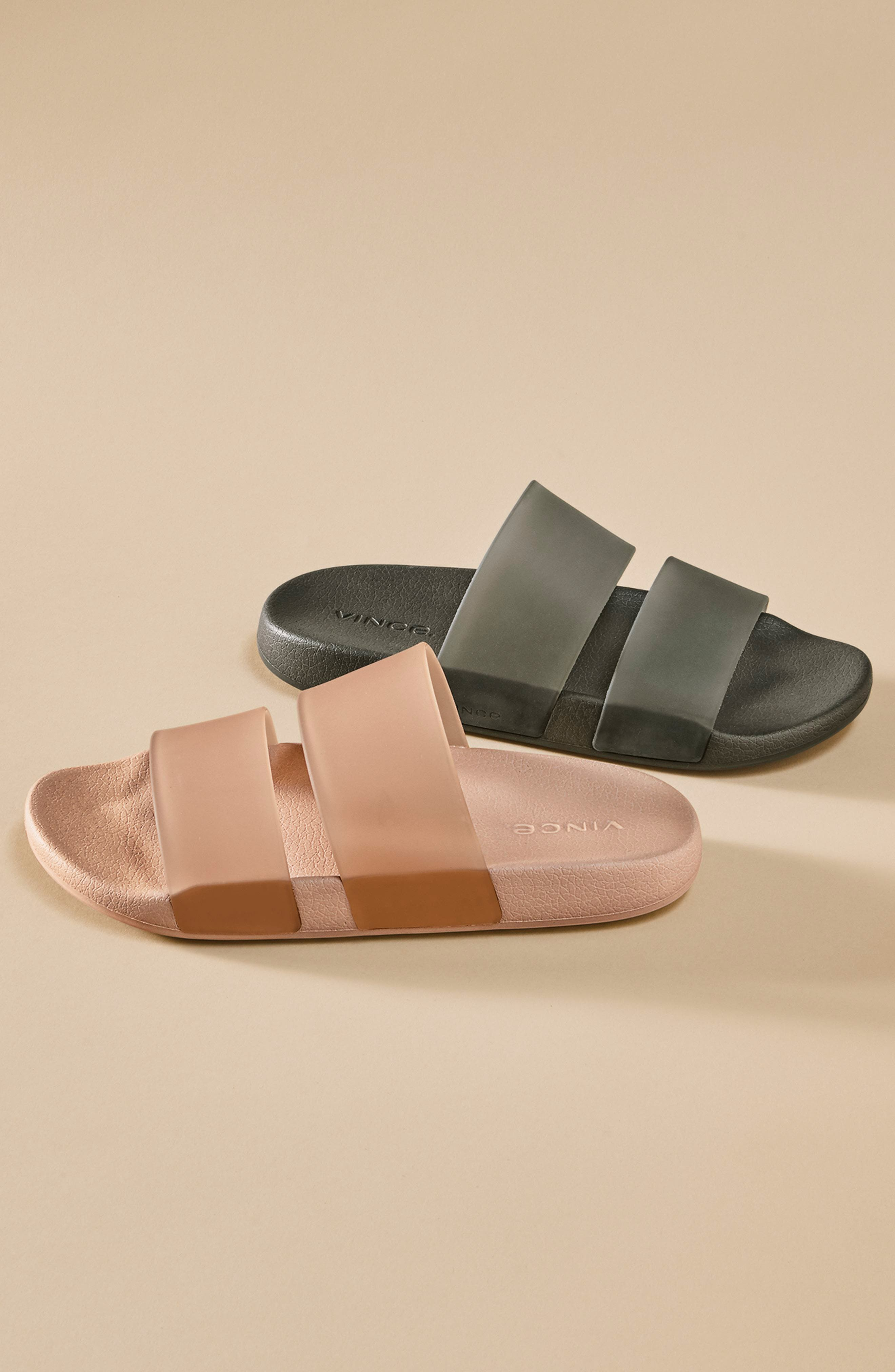 Alternate Image 8  - Vince Wynne Slide Sandal (Women)