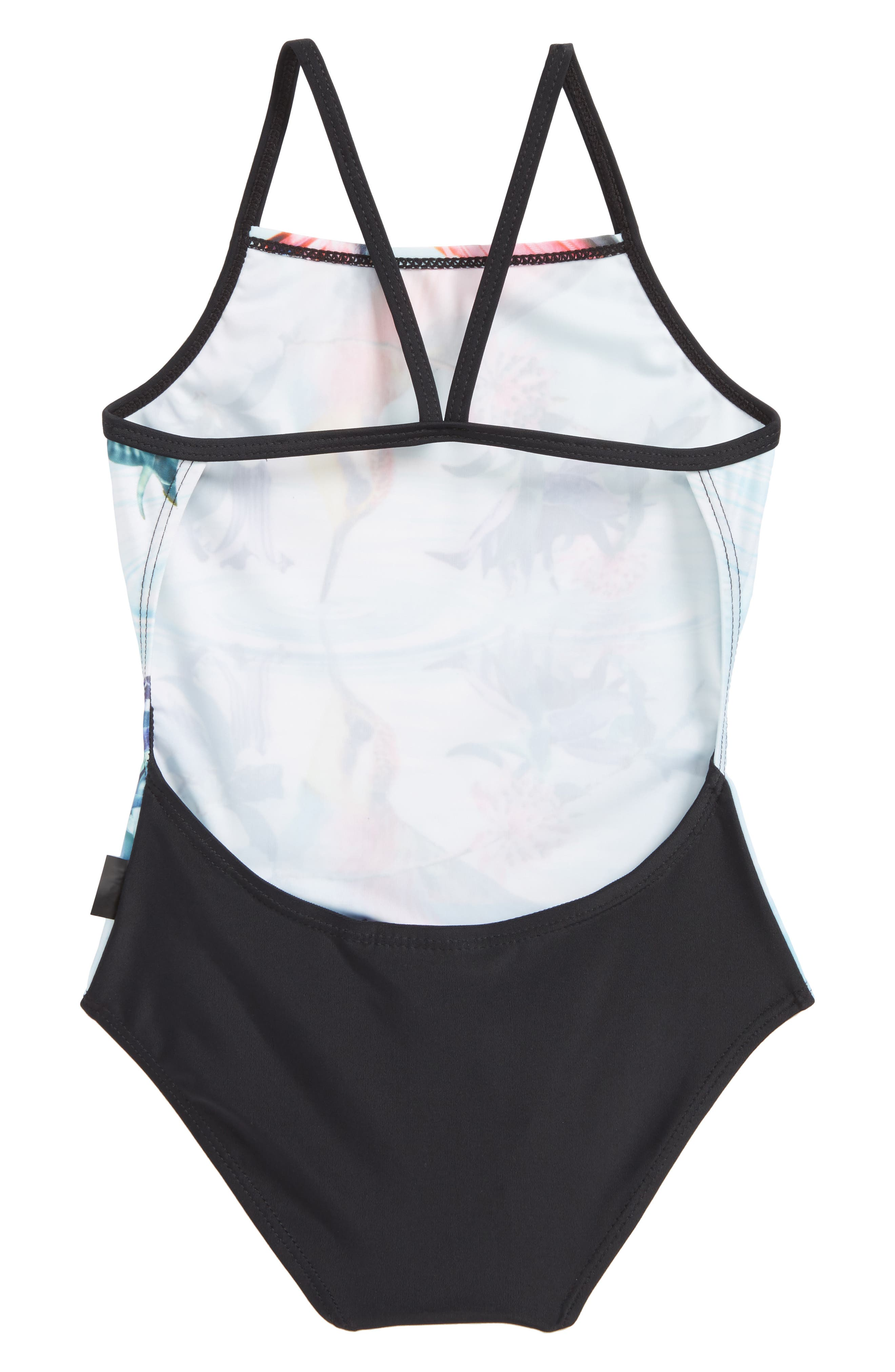 Neda One-Piece Swimsuit,                             Alternate thumbnail 2, color,                             Reflection
