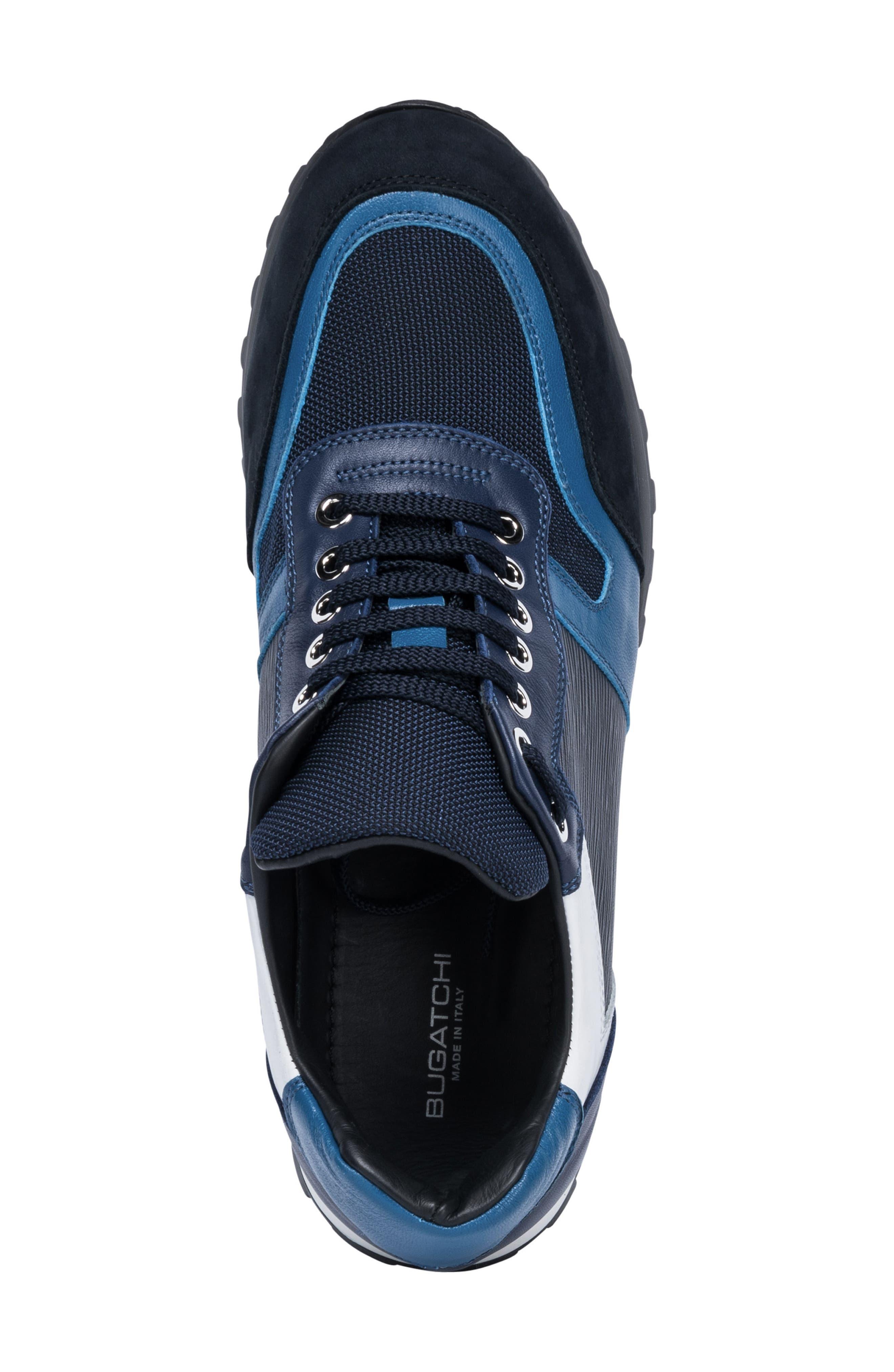 Modena Sneaker,                             Alternate thumbnail 5, color,                             Blue