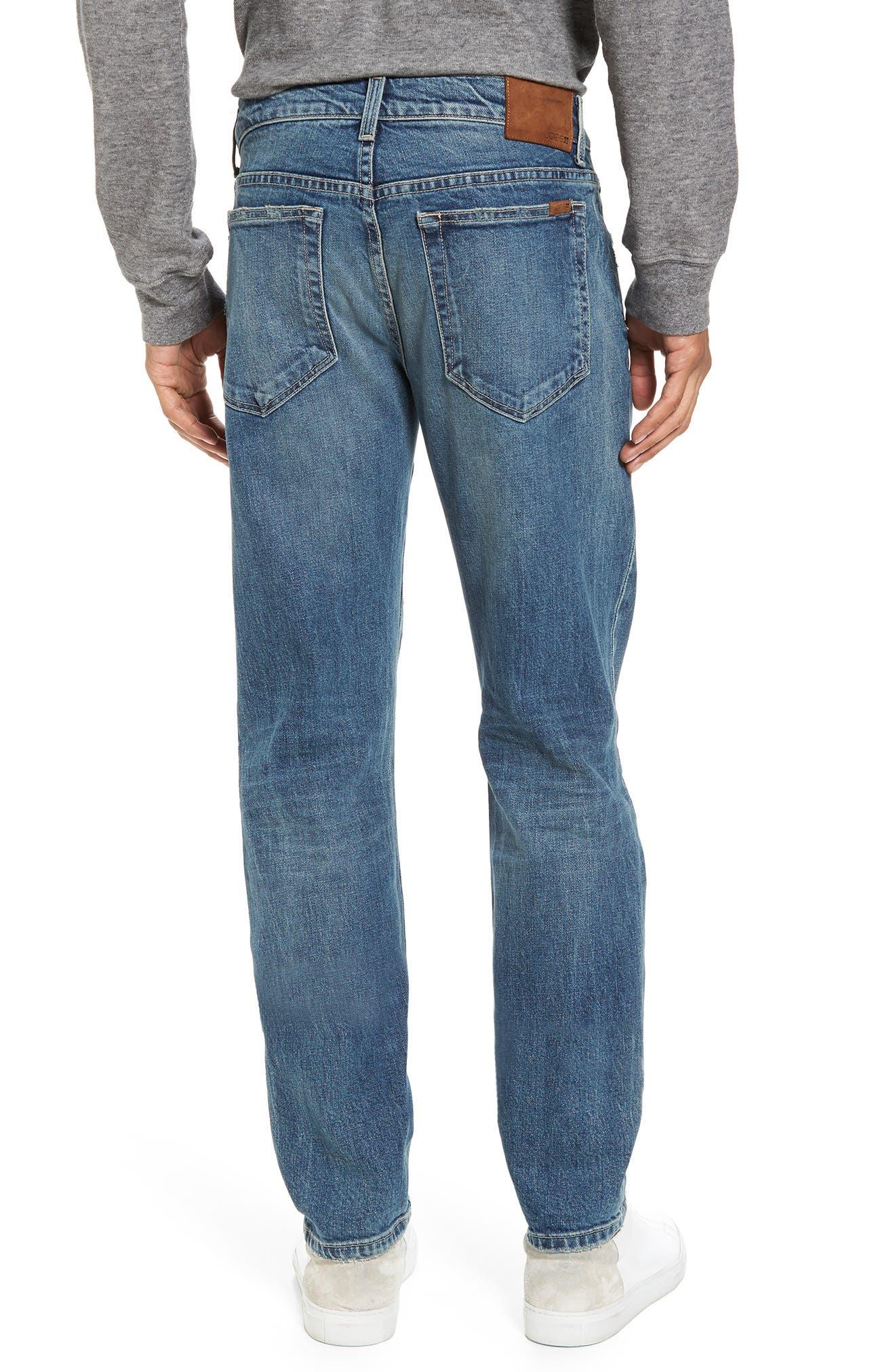 Slim Fit Jeans,                             Alternate thumbnail 2, color,                             Olson