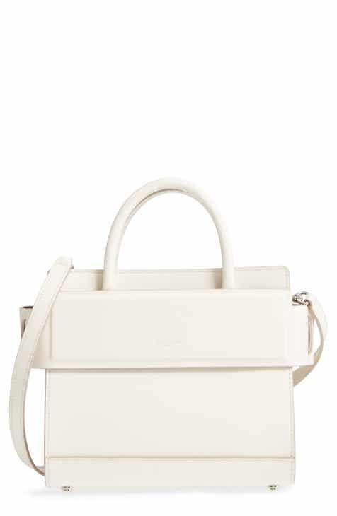 Givenchy Mini Horizon Calfskin Leather Tote
