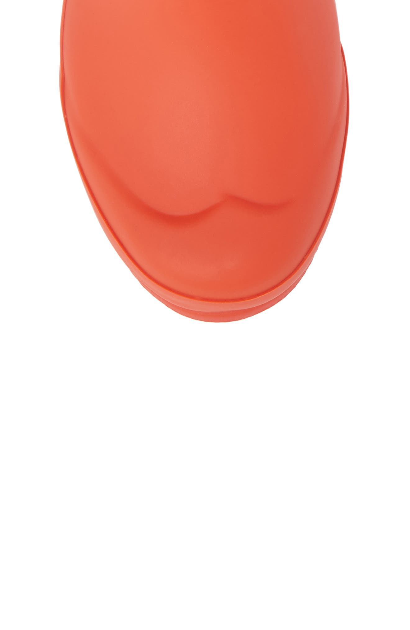 'Original' Rain Boot,                             Alternate thumbnail 5, color,                             Orange