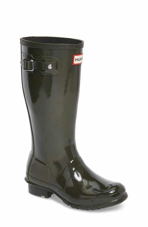 e08f65a2fcdadd Hunter Original Gloss Rain Boot (Little Kid   Big Kid)