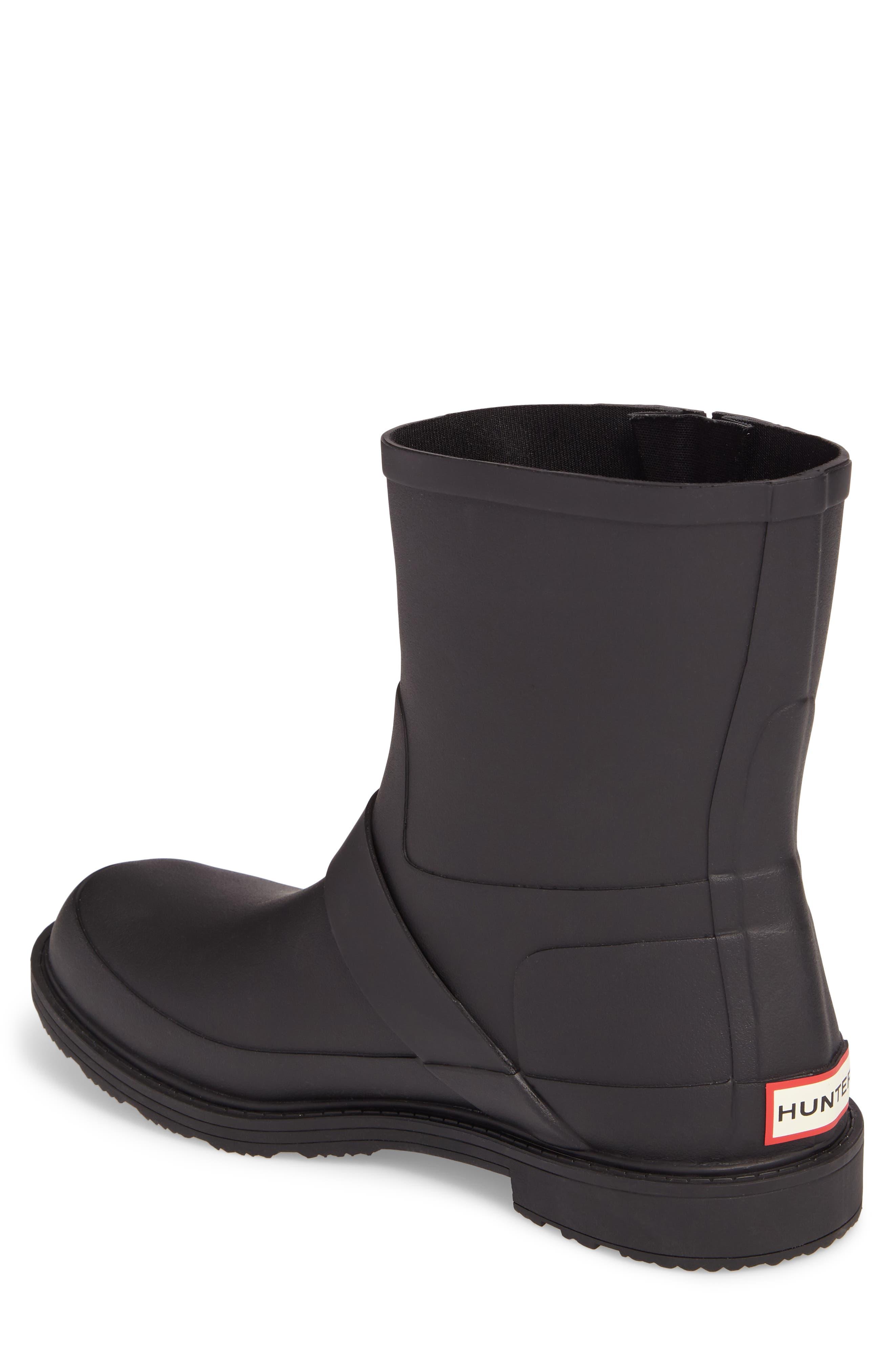 Original Waterproof Biker Boot,                             Alternate thumbnail 2, color,                             Black