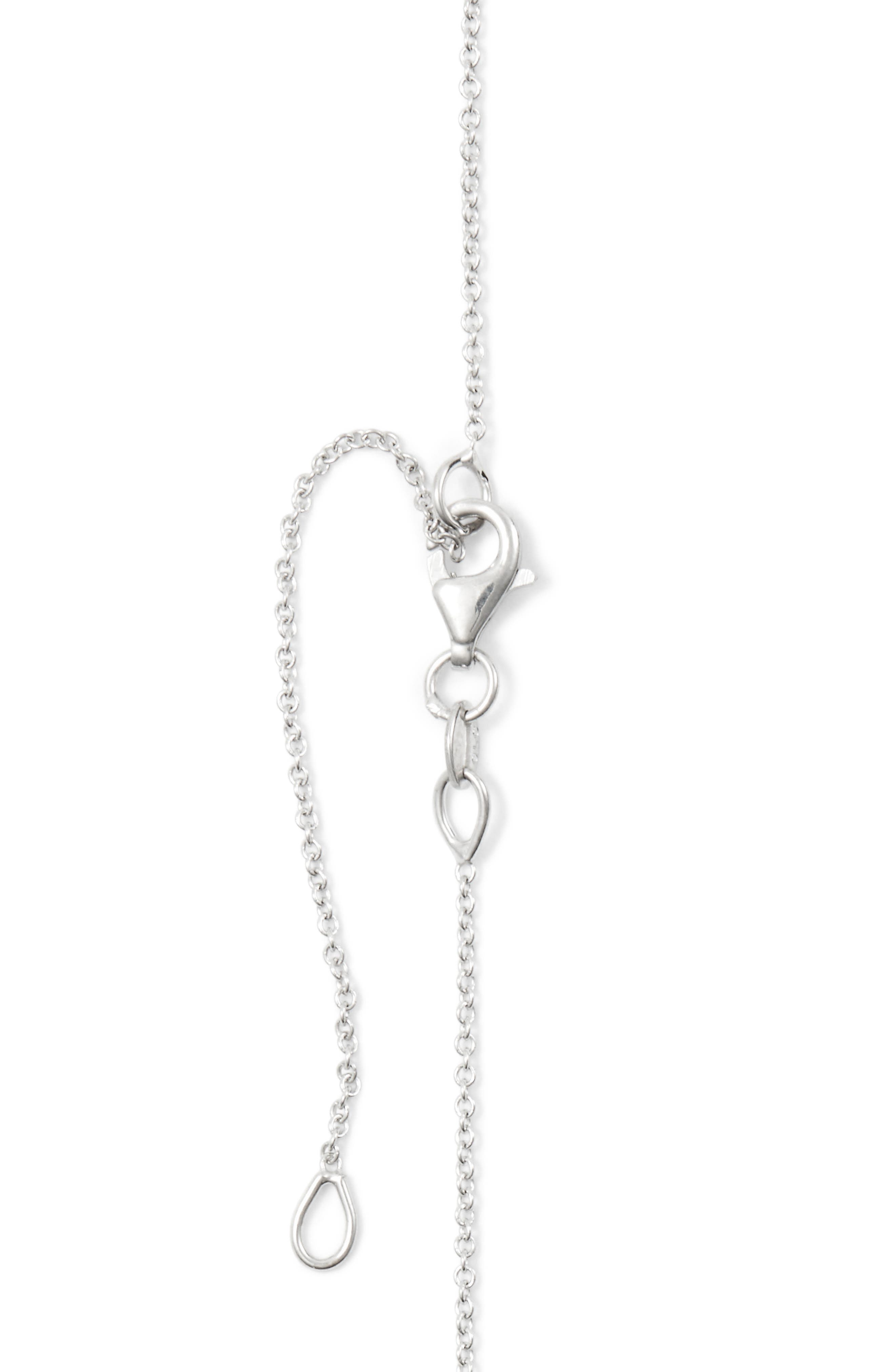 Alternate Image 5  - Bony Levy Triangle Pendant Necklace (Nordstrom Exclusive)