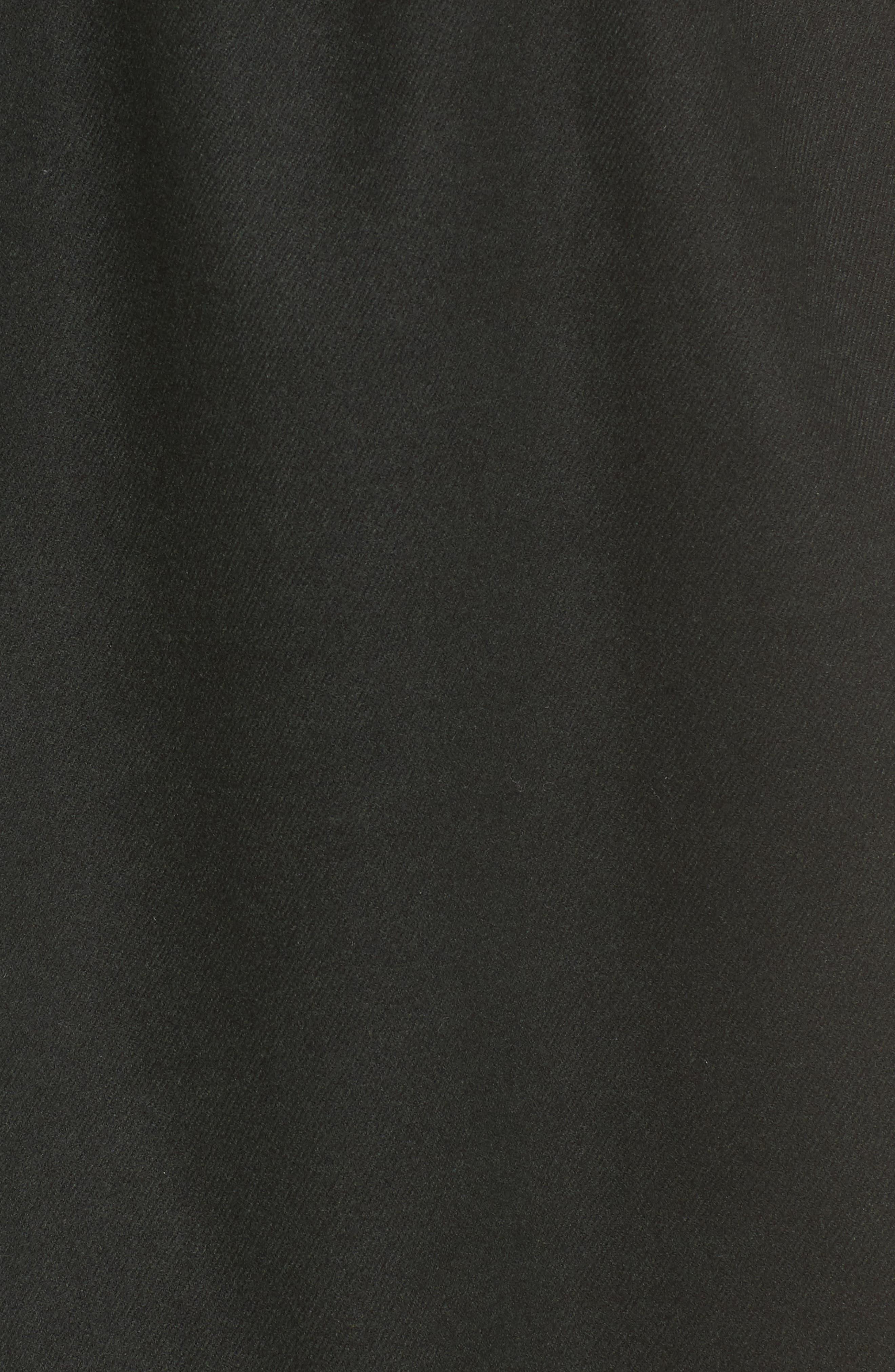 Belted Longline Vest,                             Alternate thumbnail 5, color,                             Forest