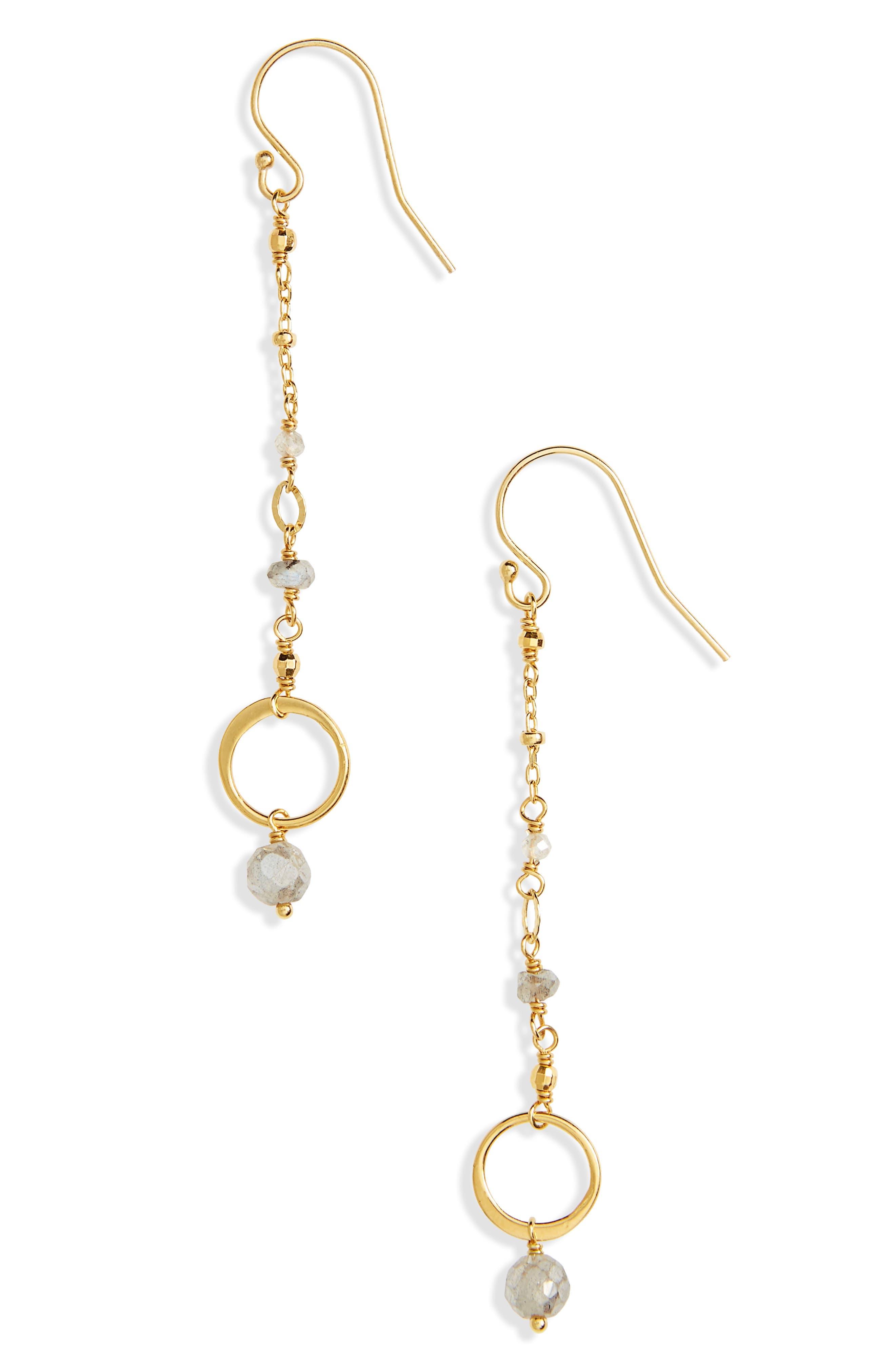 Alternate Image 1 Selected - Chan Luu Drop Earrings