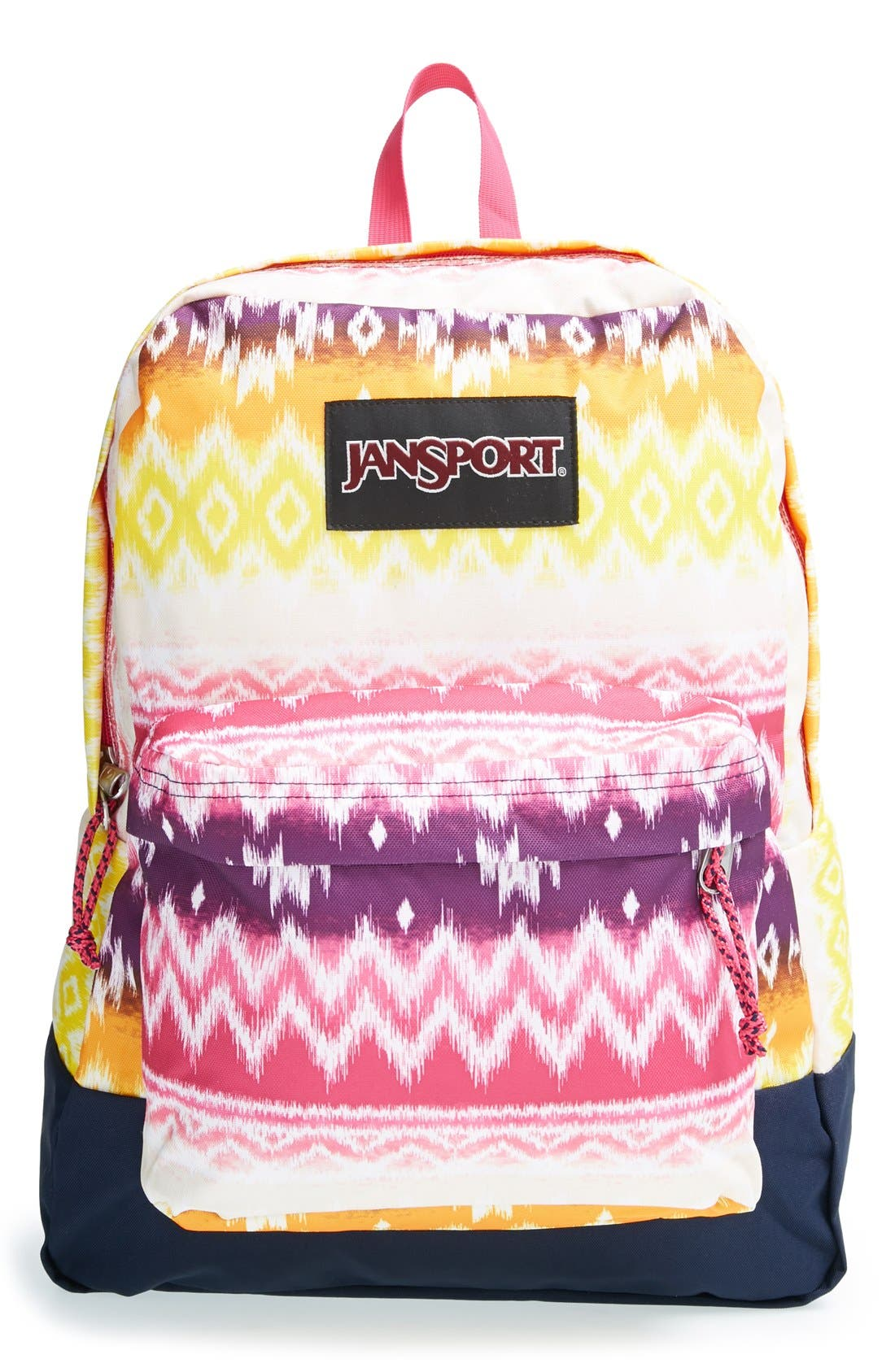 Alternate Image 1 Selected - JanSport 'Black Label - SuperBreak' Backpack