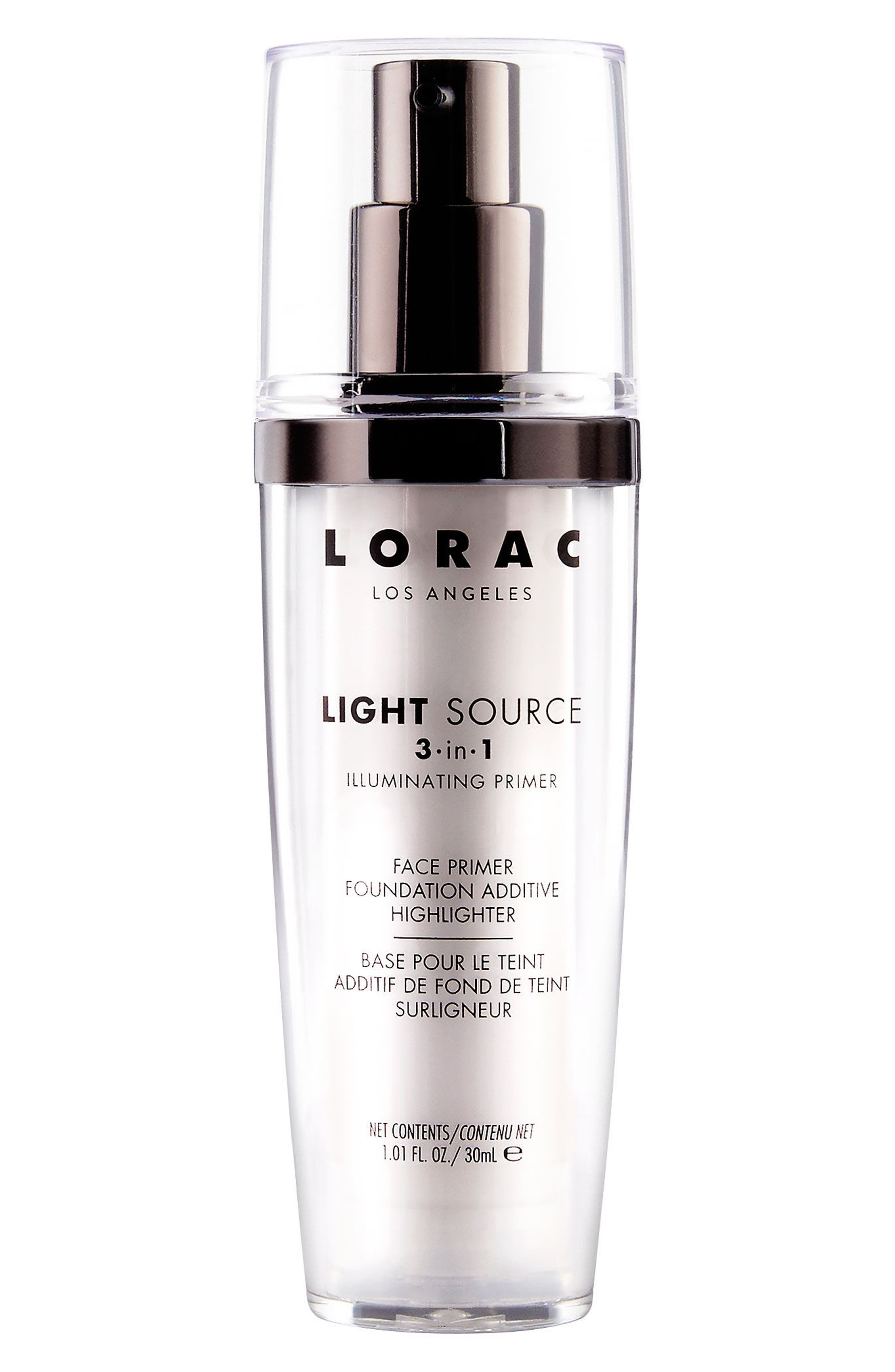 LORAC Light Source Illuminating 3-in-1 Primer