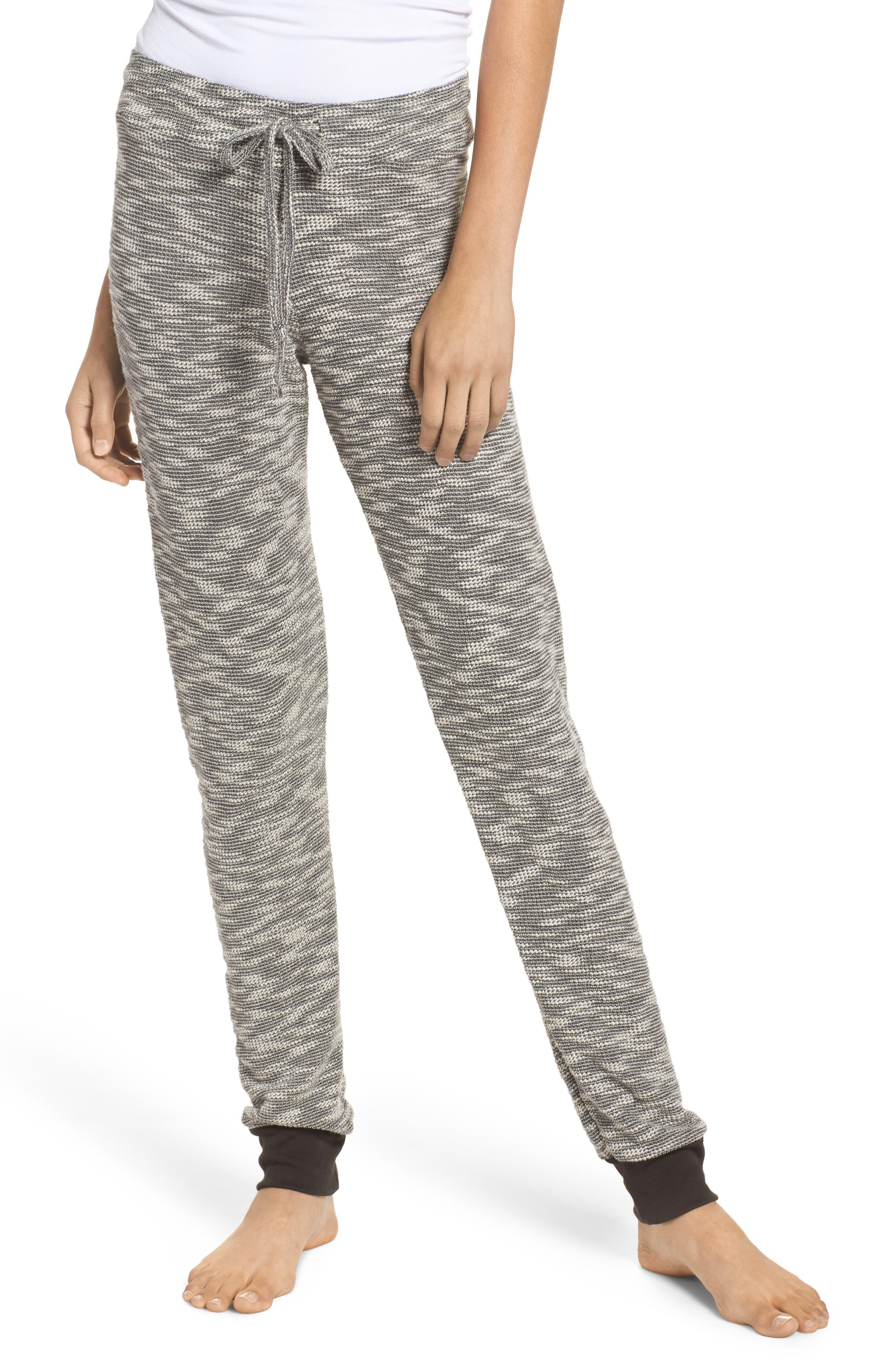 Stella Lounge Pants,                         Main,                         color, Gravel