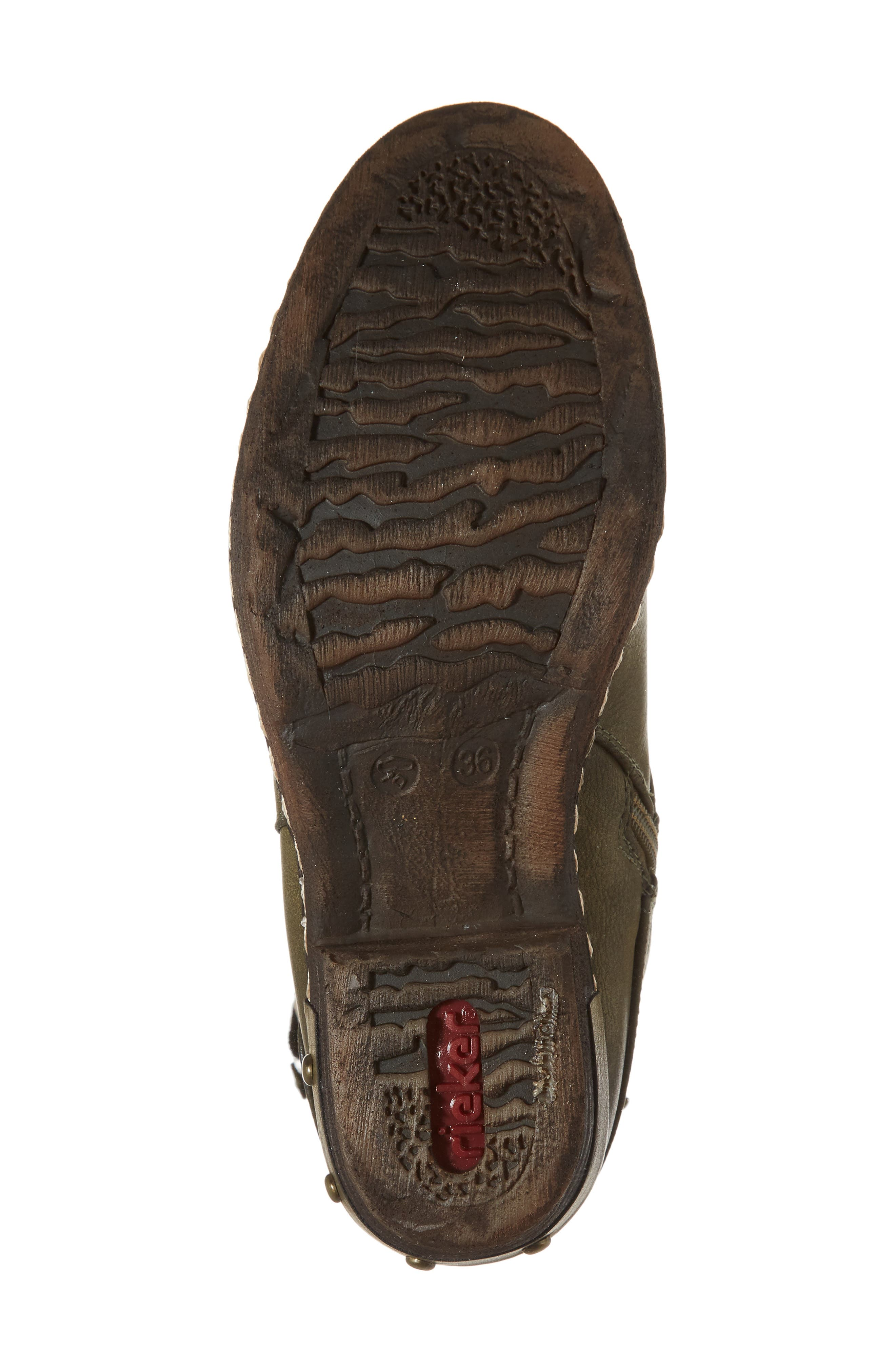 Alternate Image 6  - Rieker Antistress 'Bernadette 55' Slightly Slouchy All Weather Boot (Women)