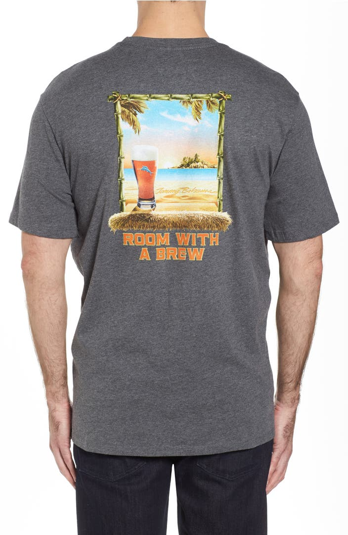 Tommy bahama room with a brew t shirt nordstrom for Tommy bahama florida shirt