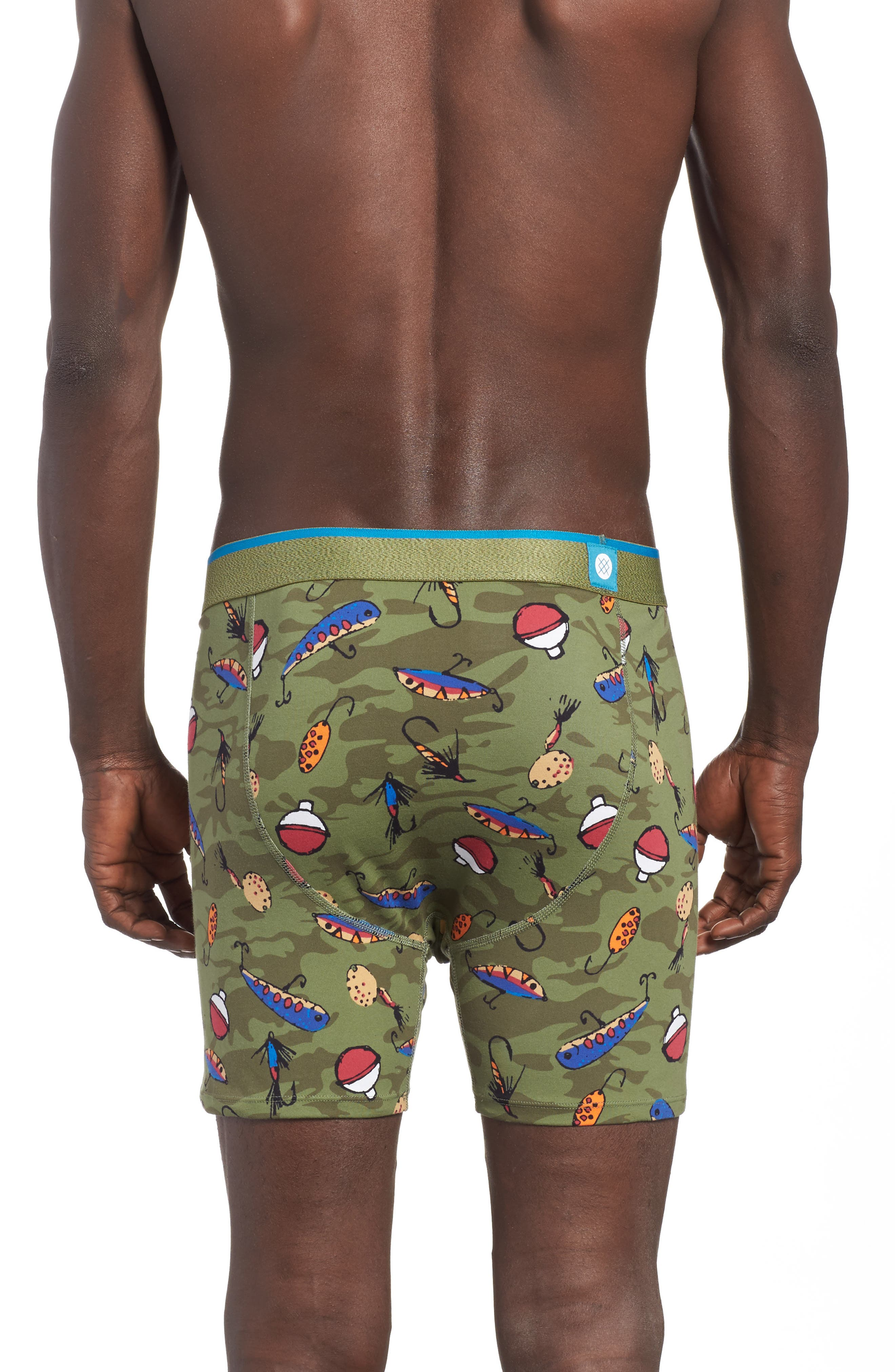Alternate Image 2  - Stance Bait & Tackle Boxer Briefs