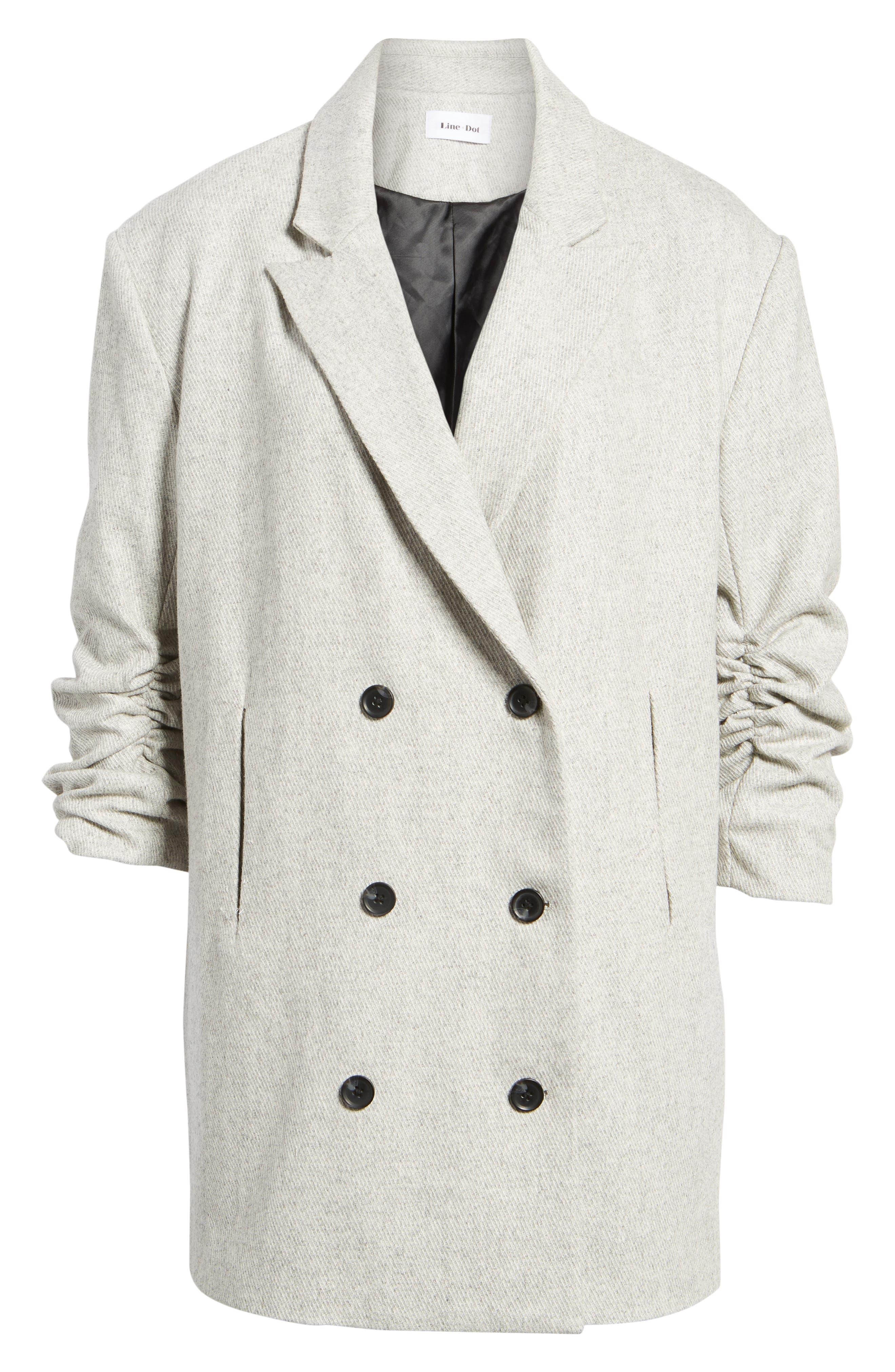 Bon Jacket,                             Alternate thumbnail 6, color,                             Grey
