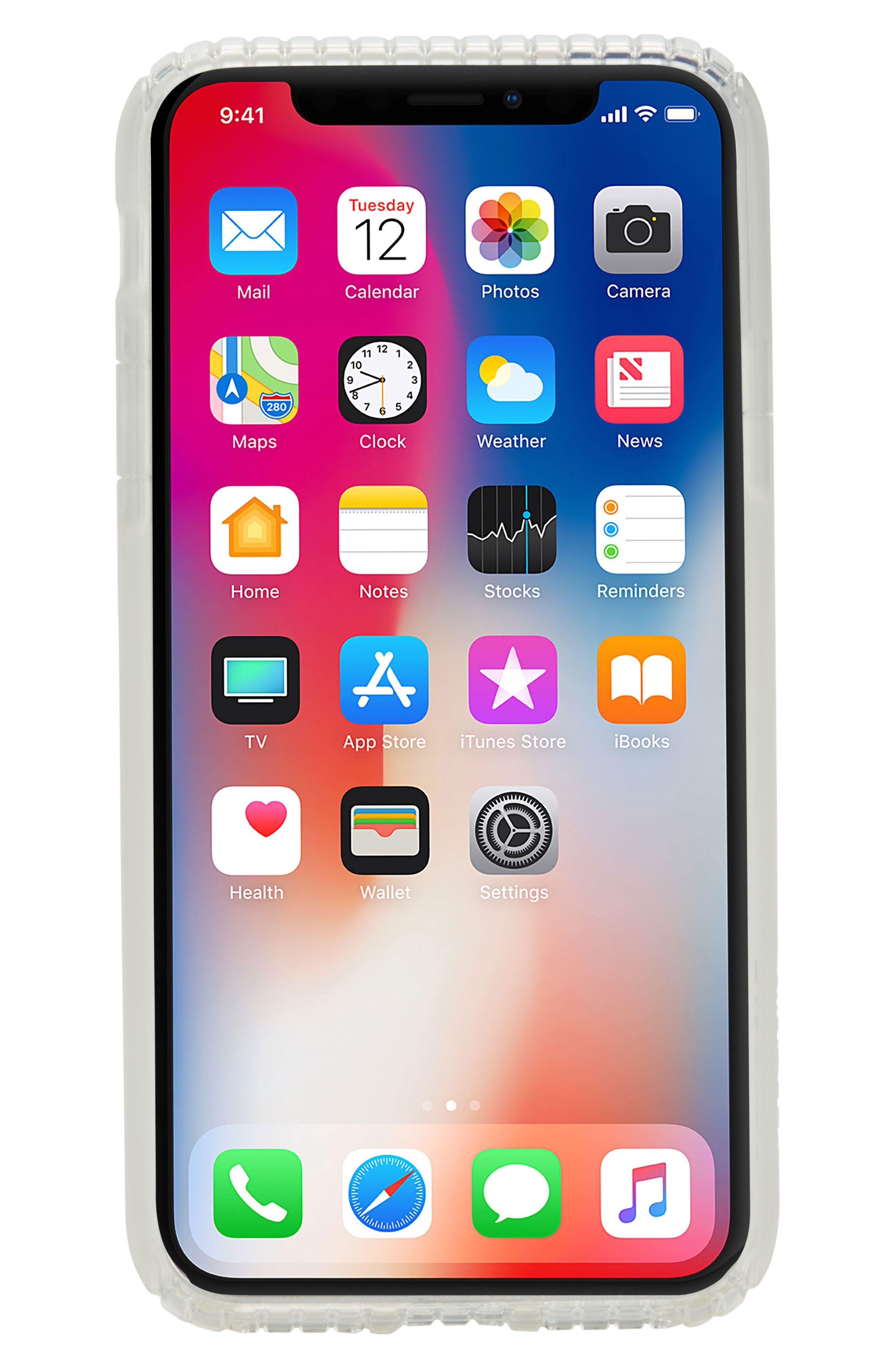 Main Image - Incase Designs Protective iPhone X Case